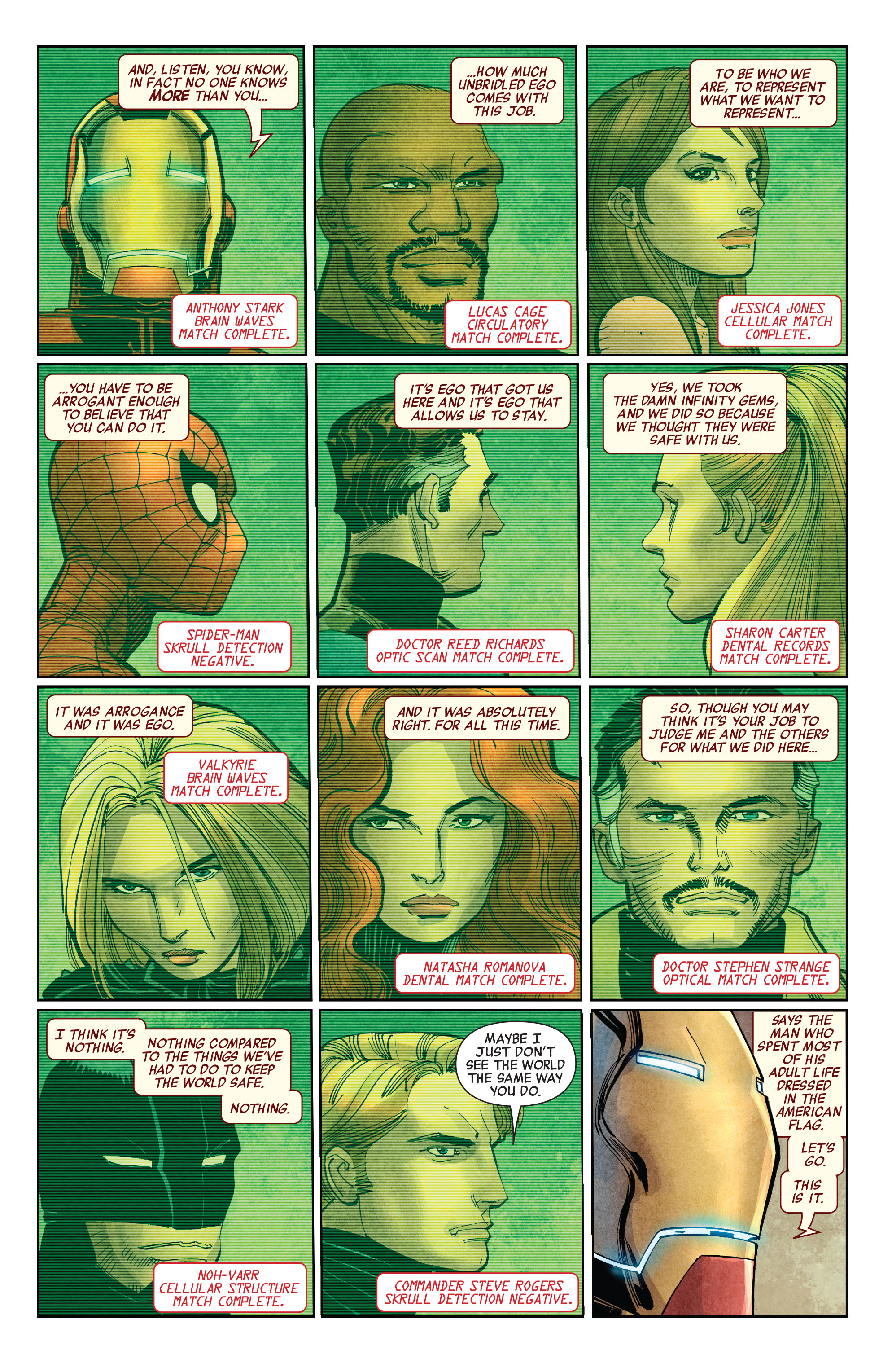 Read online Avengers (2010) comic -  Issue #10 - 19