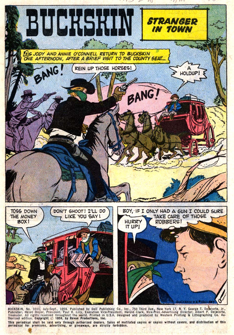 Four Color Comics issue 1011 - Page 3