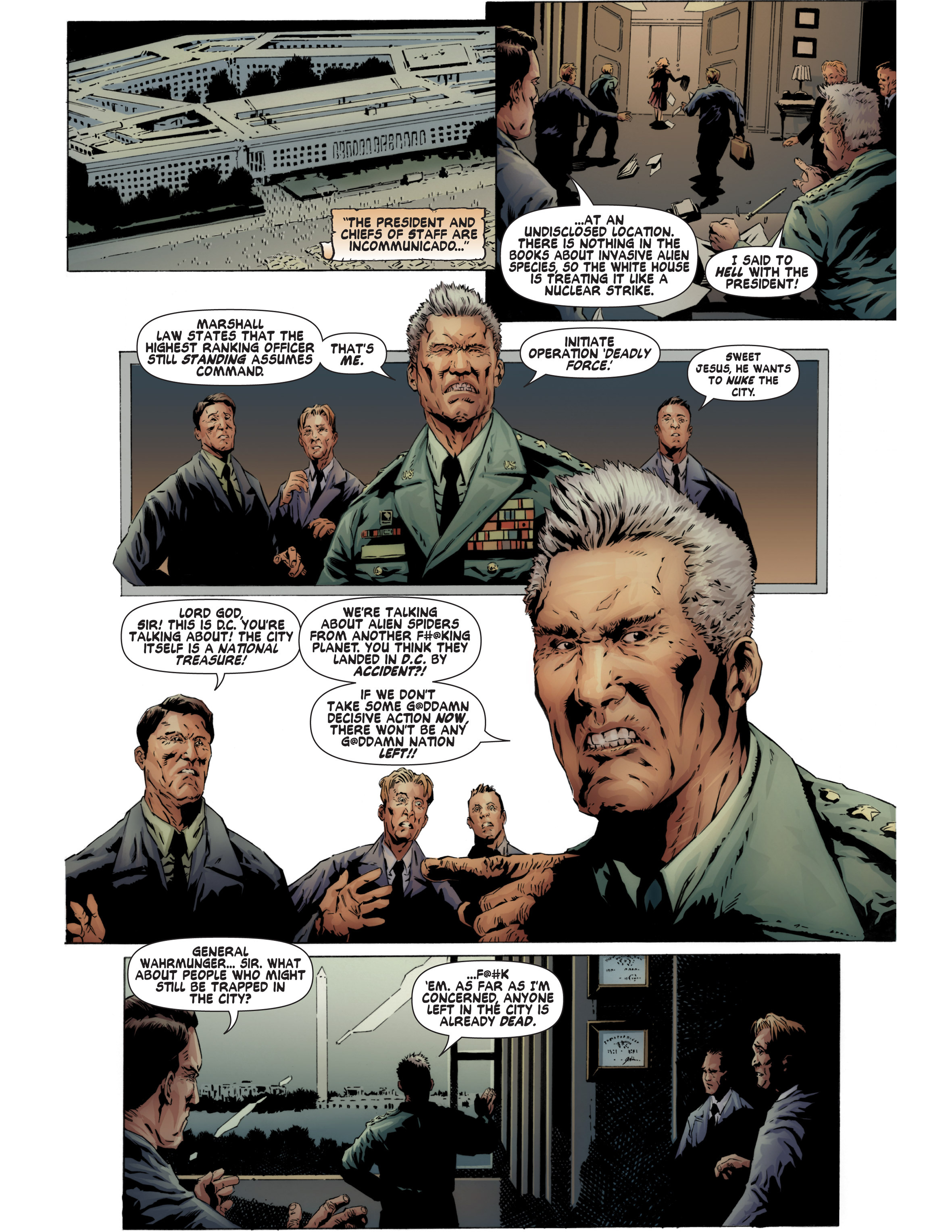 Read online Bad Planet comic -  Issue # TPB - 54