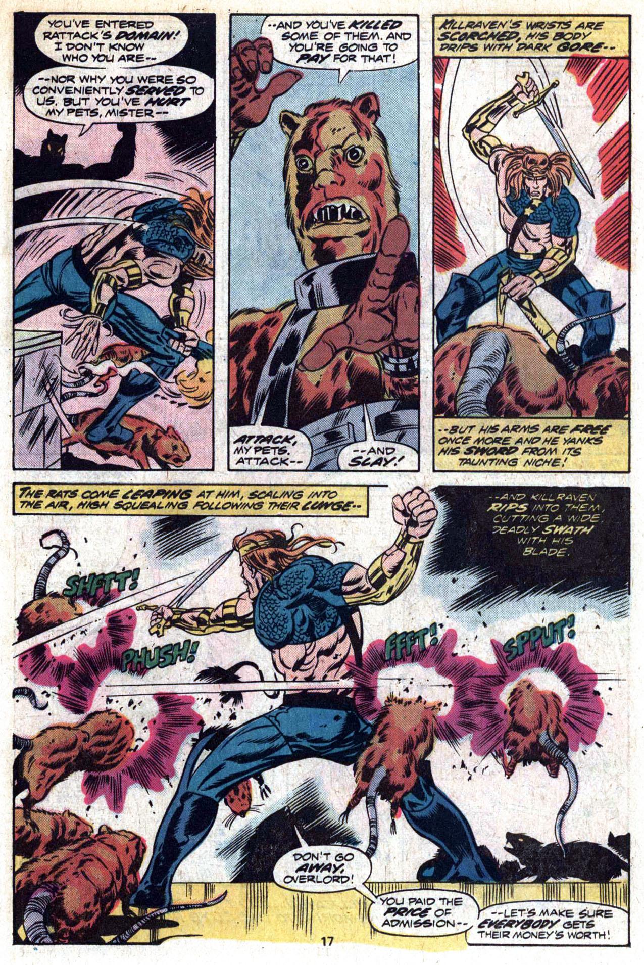 Read online Amazing Adventures (1970) comic -  Issue #30 - 19