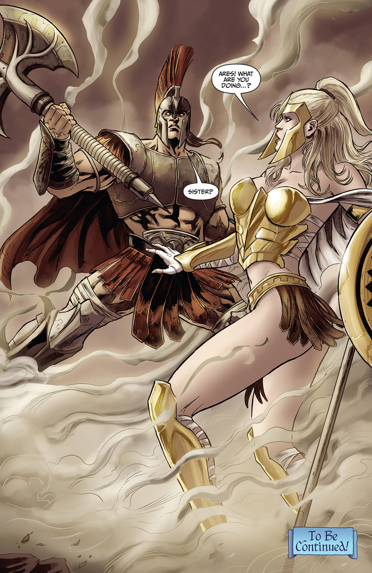 Read online Athena comic -  Issue #2 - 27