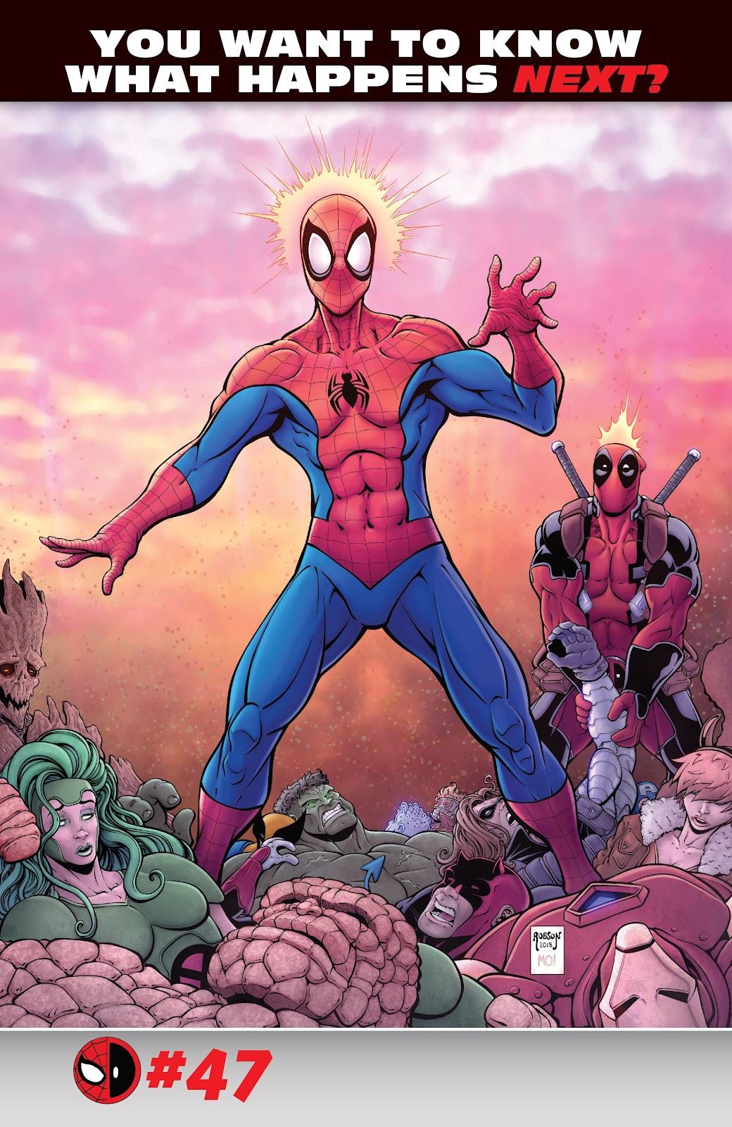 Read online Spider-Man/Deadpool comic -  Issue #46 - 23