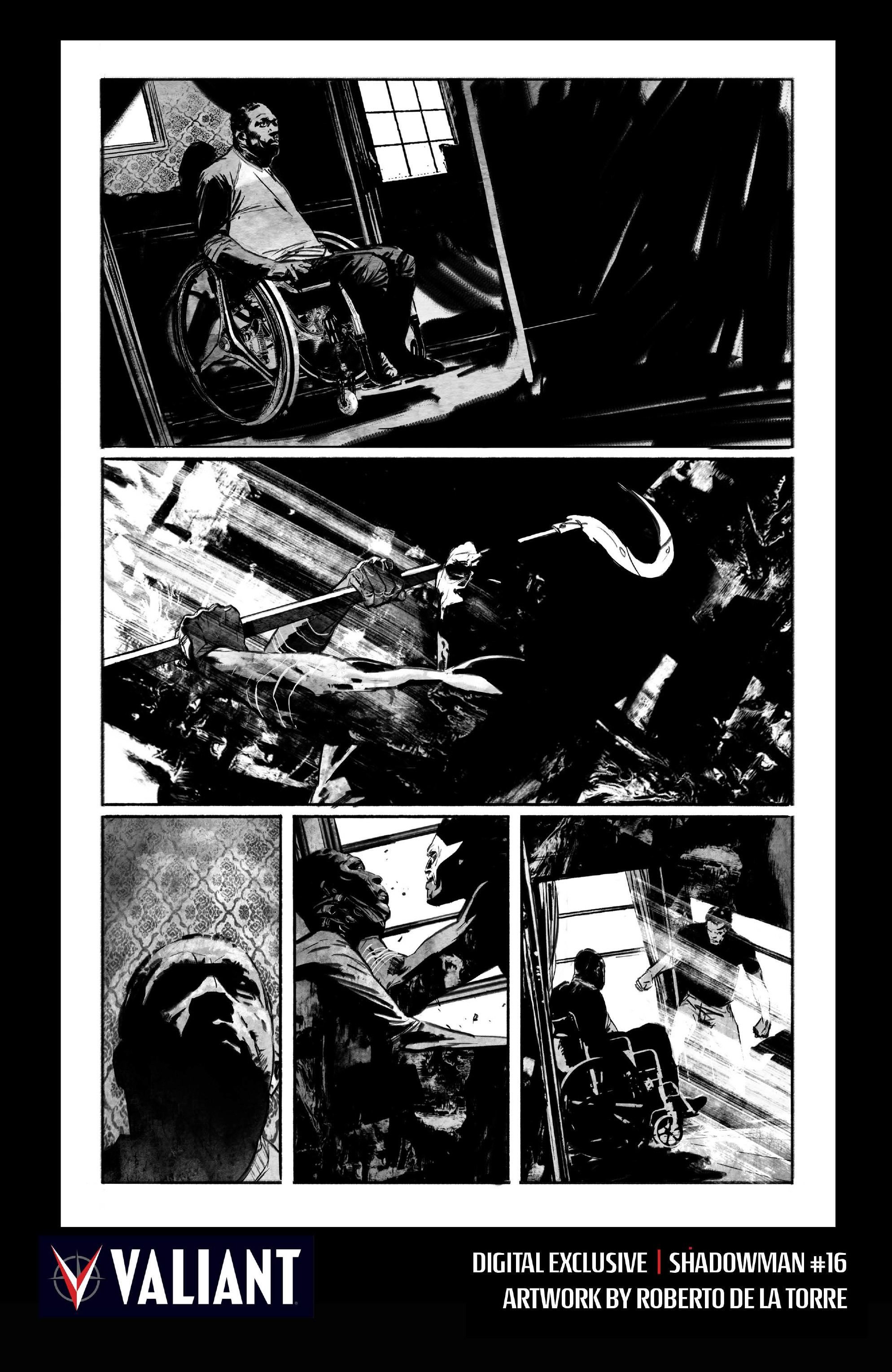 Read online Shadowman (2012) comic -  Issue #16 - 30