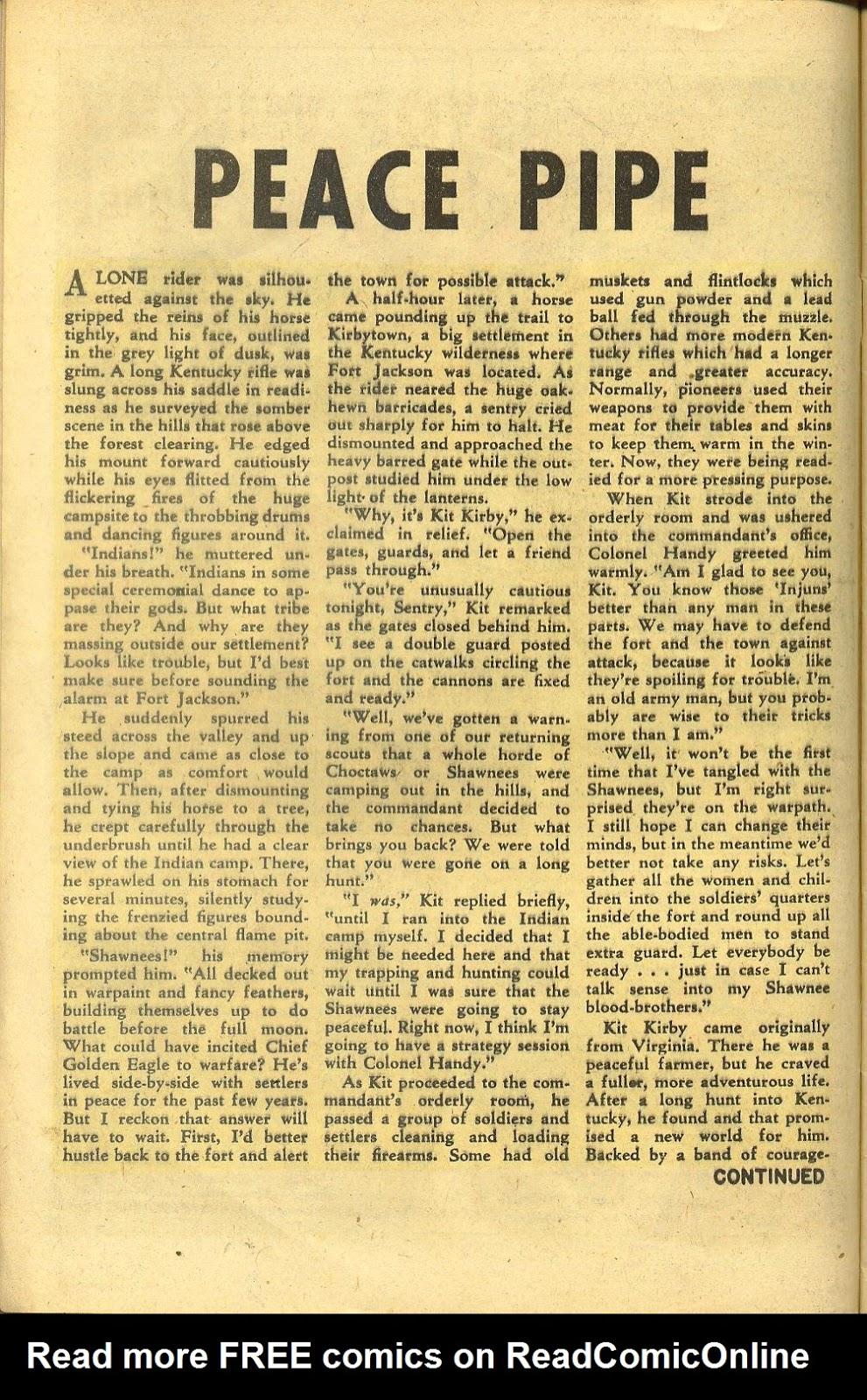 Gunsmoke Western issue 58 - Page 8