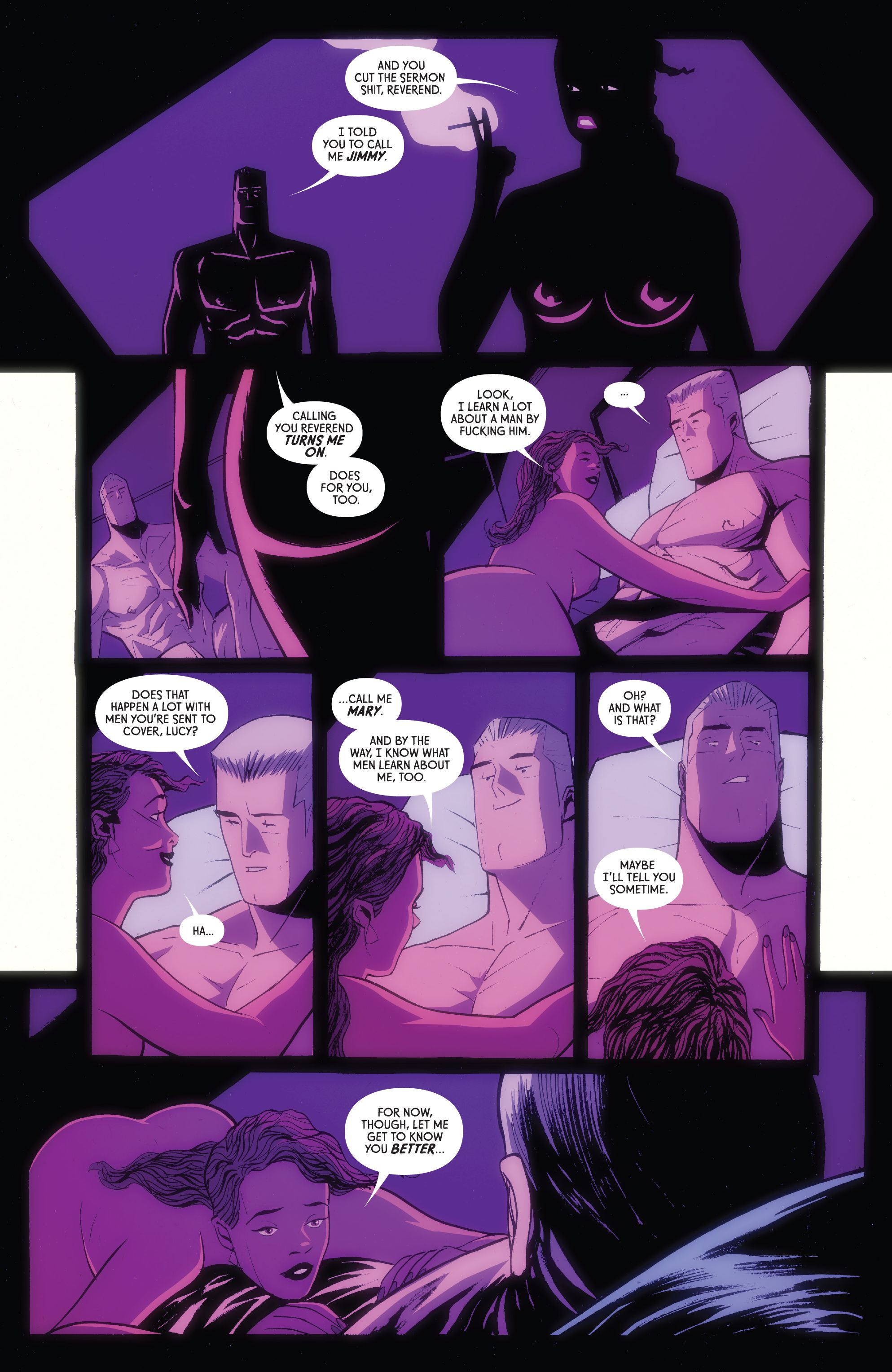 Read online American Monster comic -  Issue #6 - 12