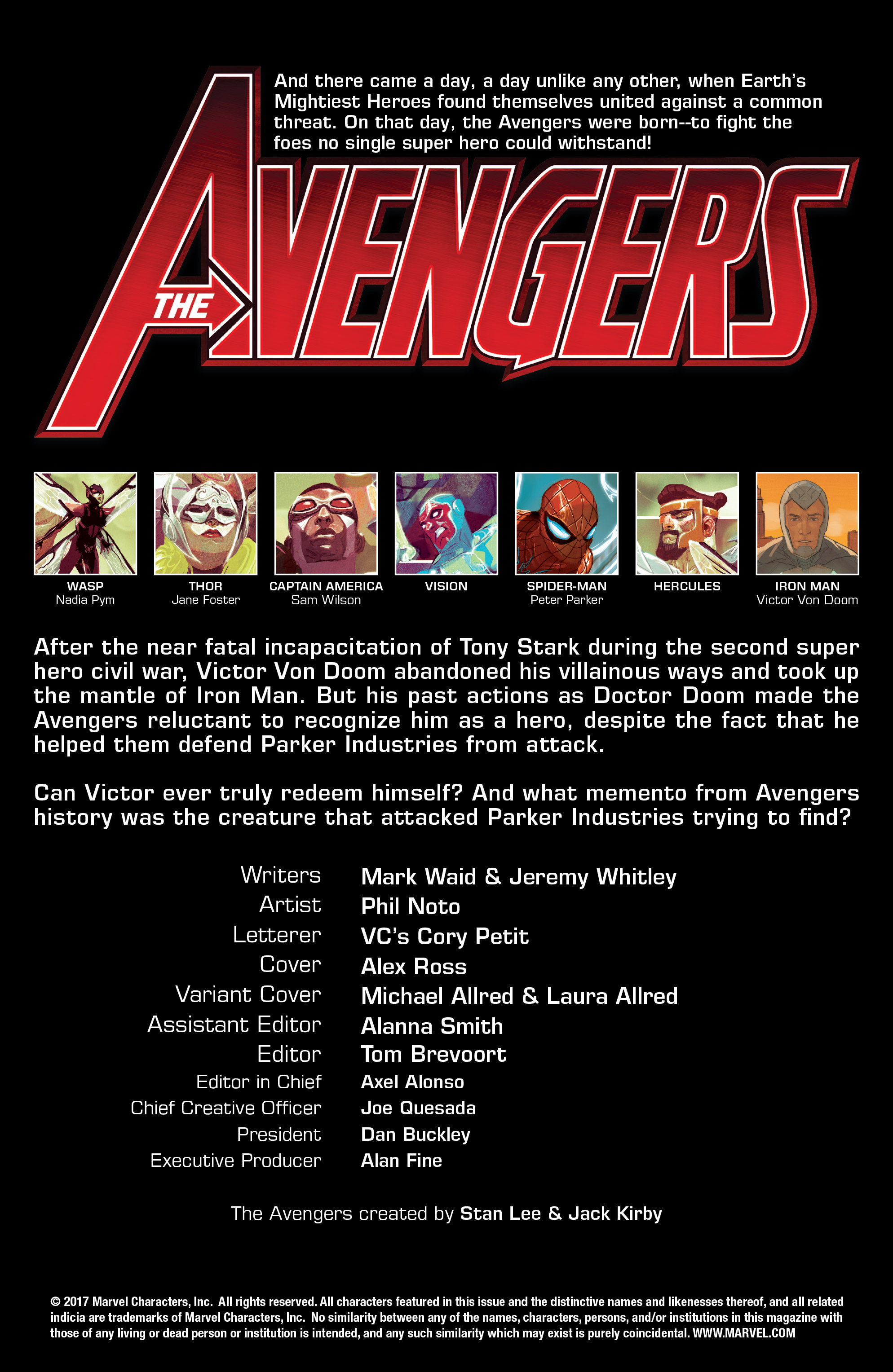 Read online Avengers (2016) comic -  Issue #8 - 3