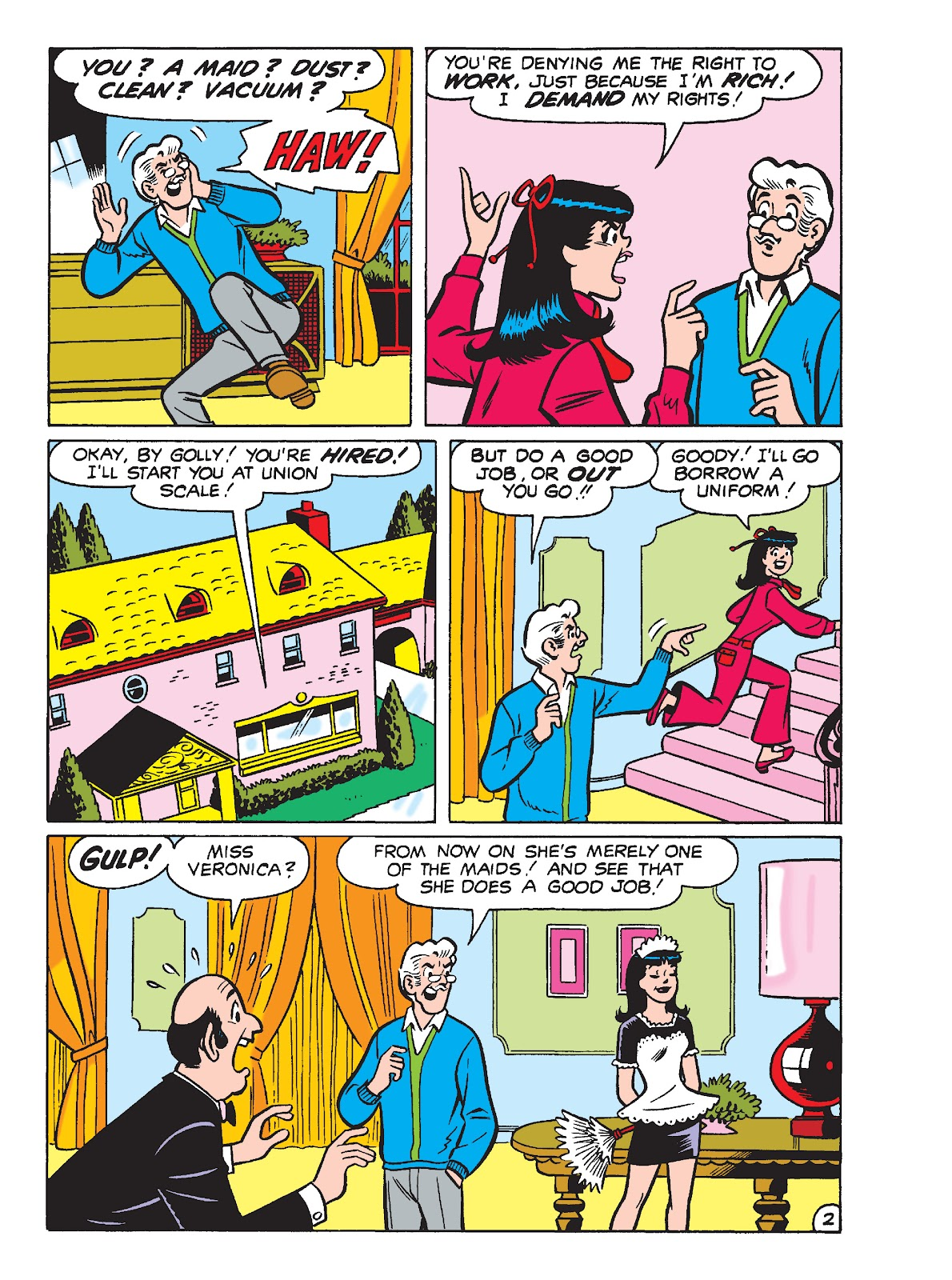 Betty and Veronica Double Digest issue 291 - Page 58