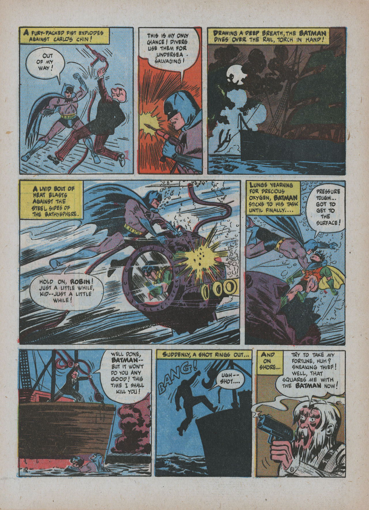 Detective Comics (1937) 70 Page 13
