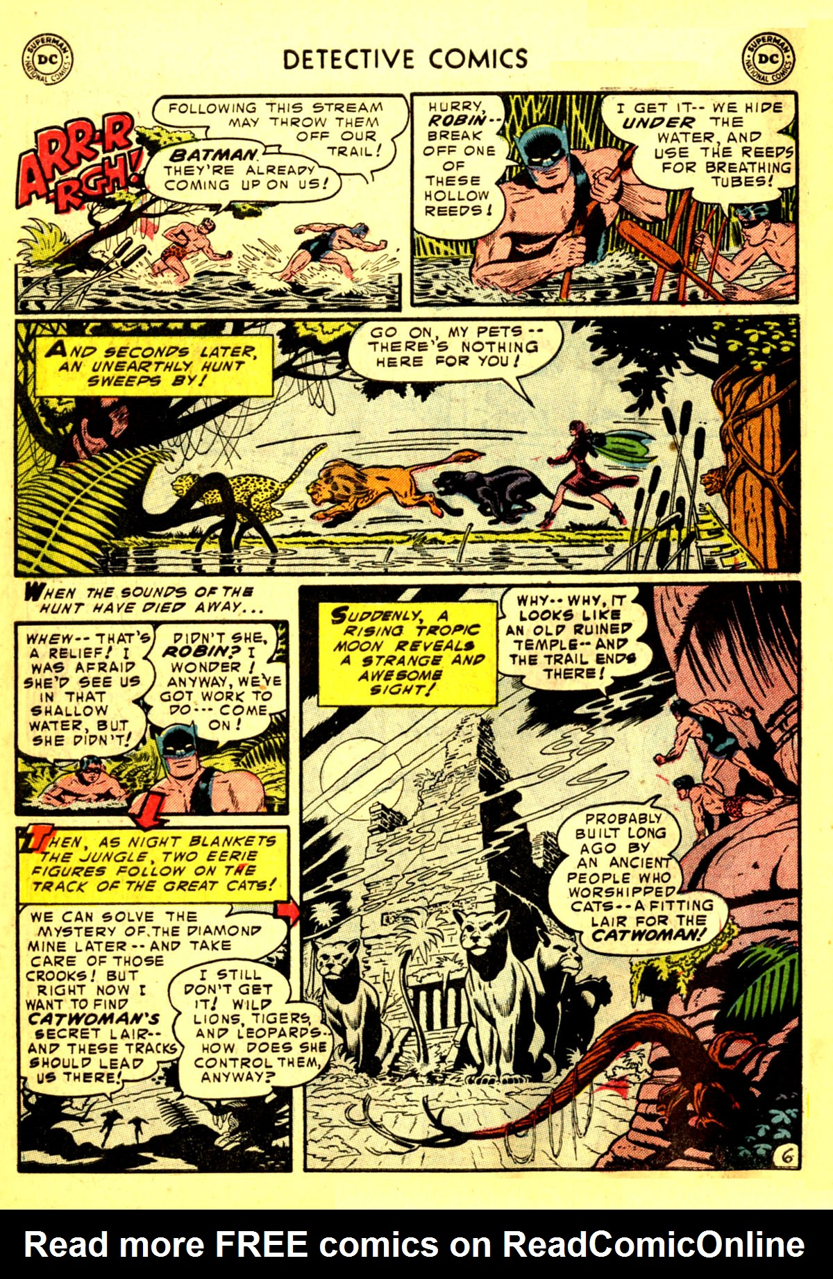 Read online Detective Comics (1937) comic -  Issue #211 - 8