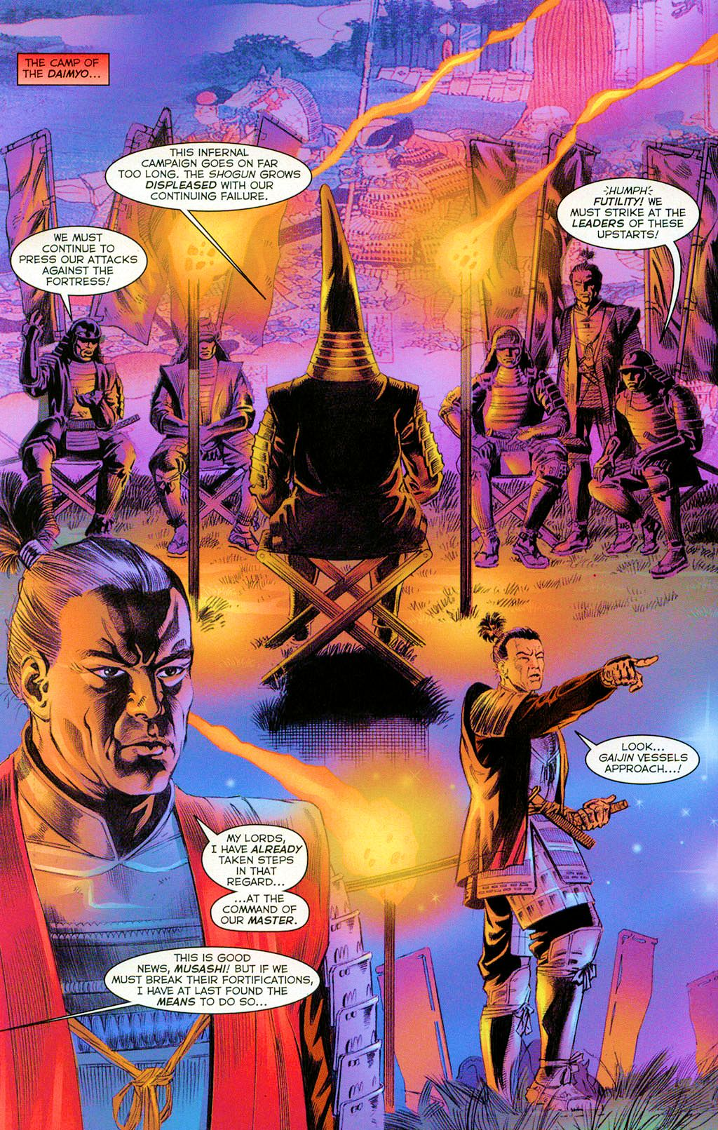 Read online Shi: Heaven And Earth comic -  Issue #3 - 14