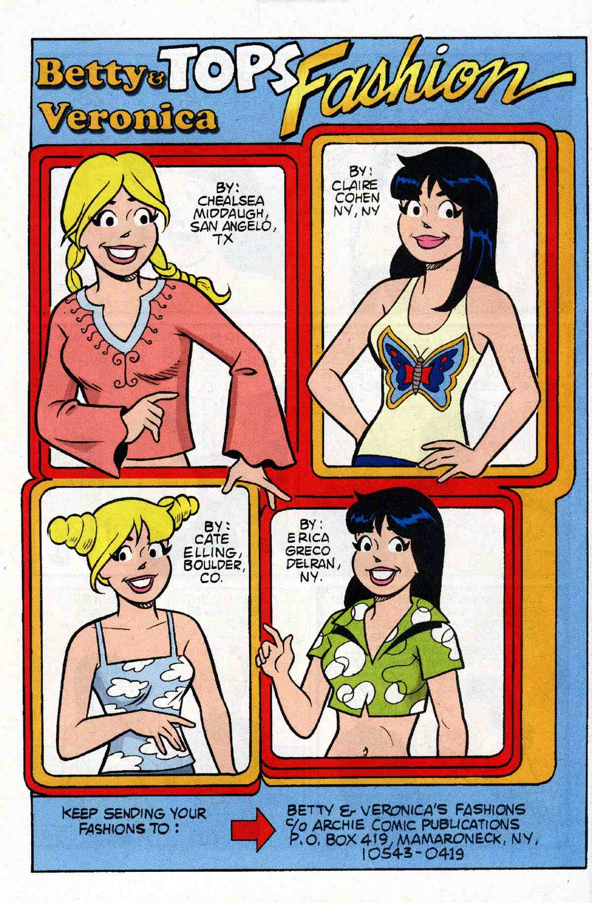 Read online Archie's Girls Betty and Veronica comic -  Issue #184 - 7