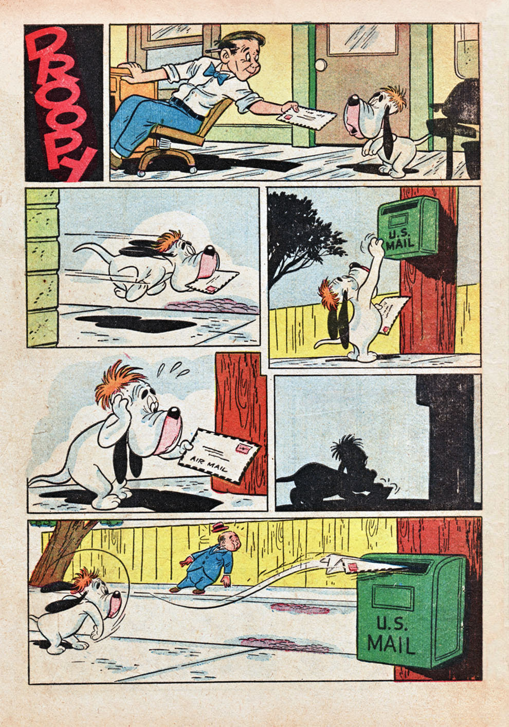 Tom & Jerry Comics issue 110 - Page 49