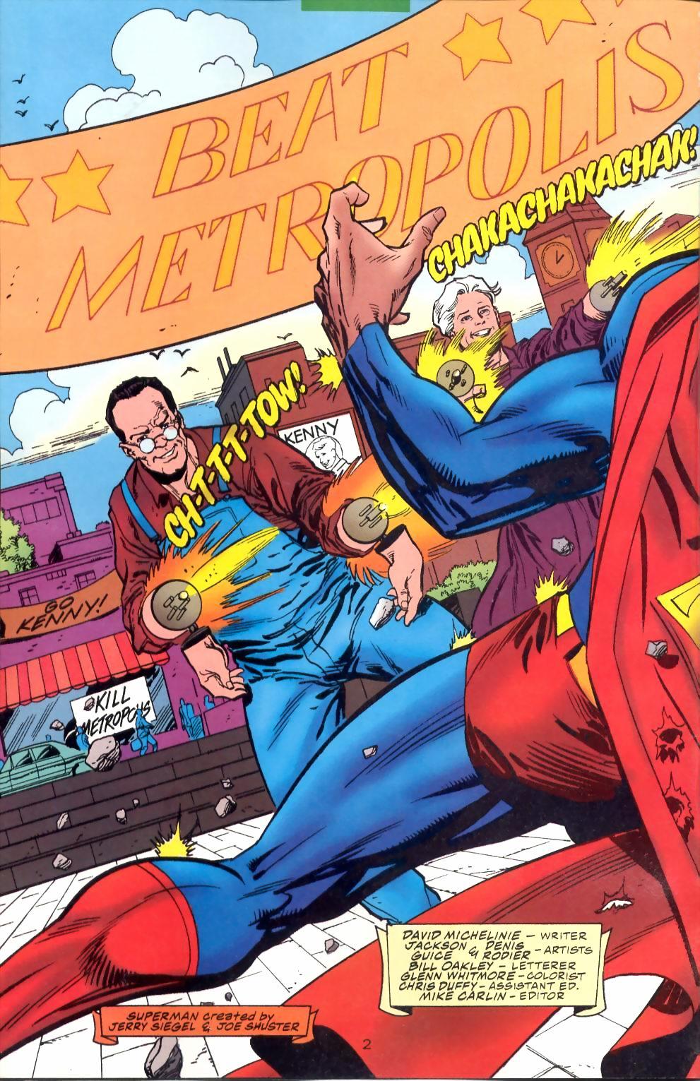 Action Comics (1938) 711 Page 3