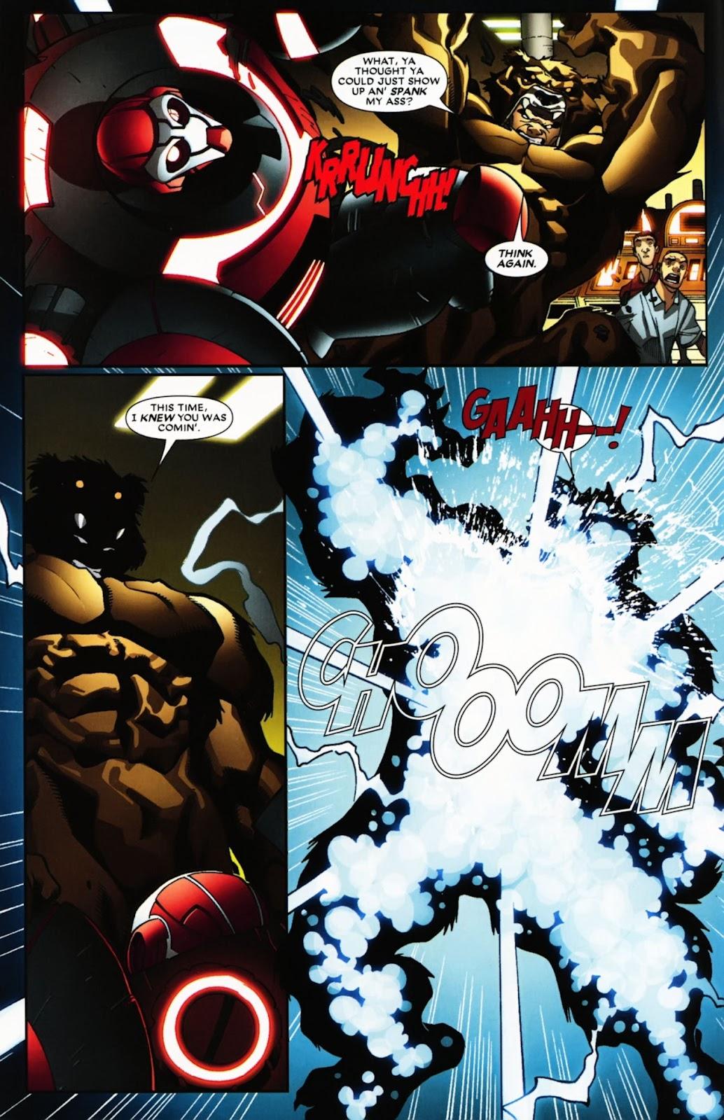 Read online Deadpool (2008) comic -  Issue #24 - 12