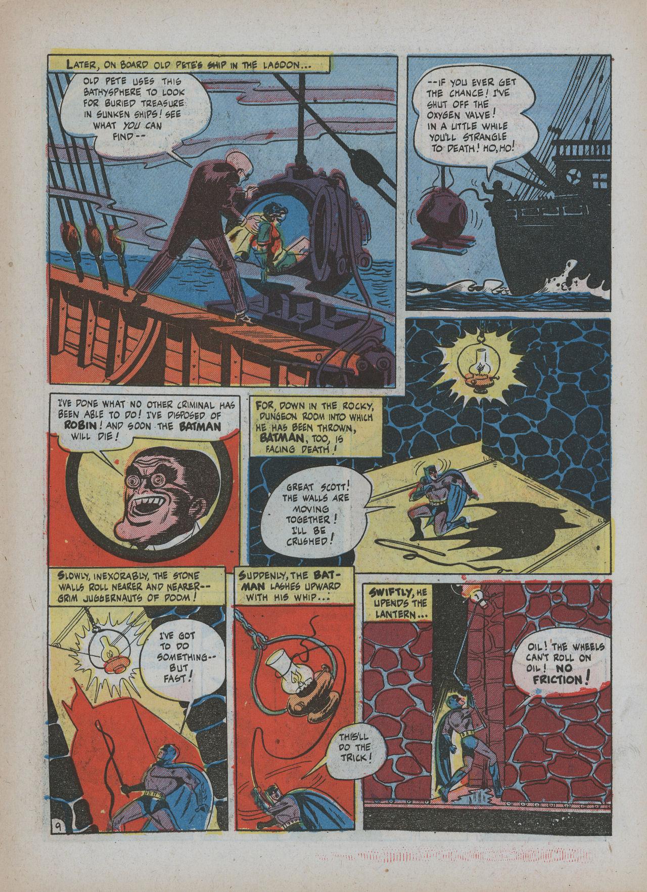 Detective Comics (1937) 70 Page 10
