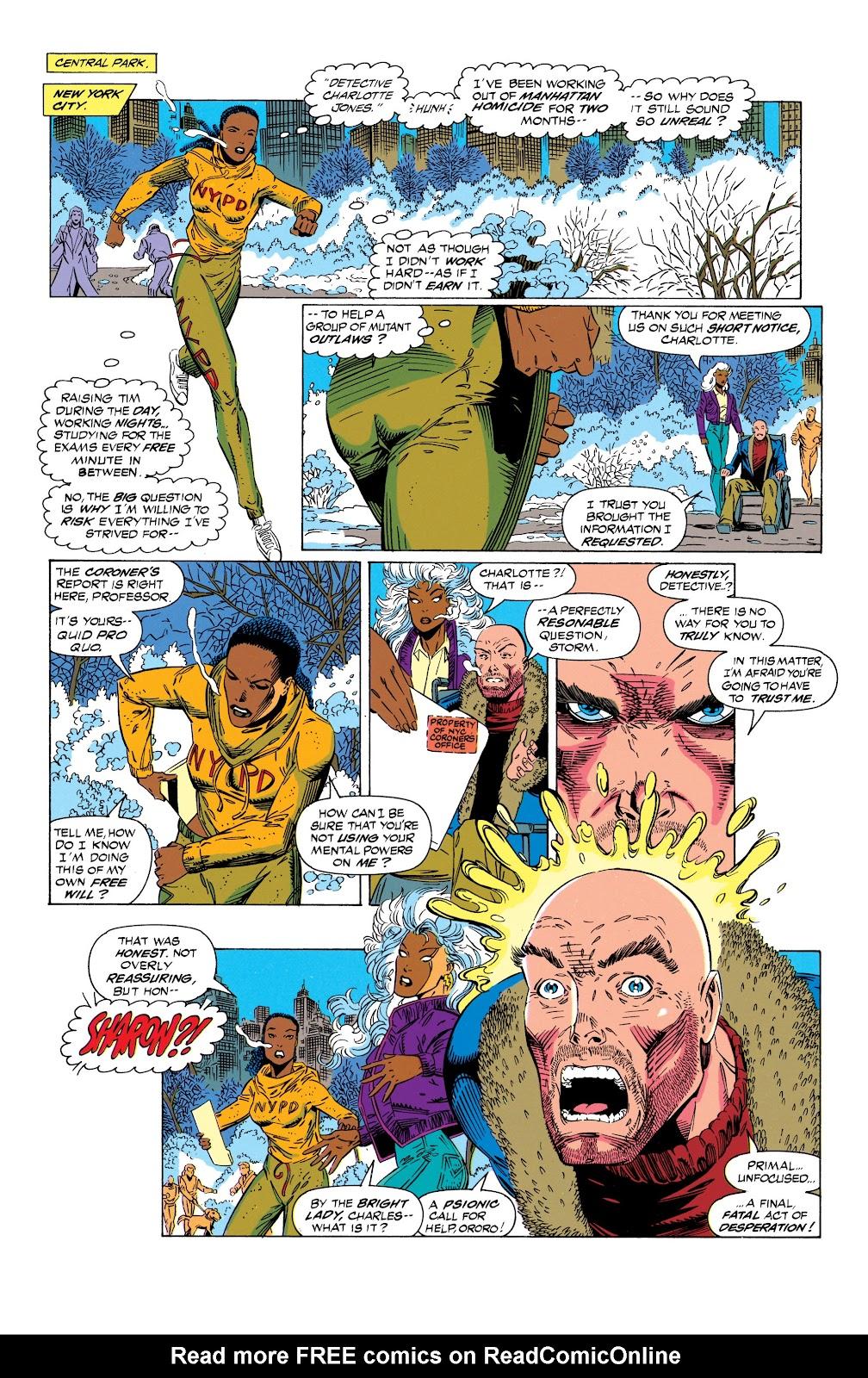 Uncanny X-Men (1963) issue 298 - Page 8