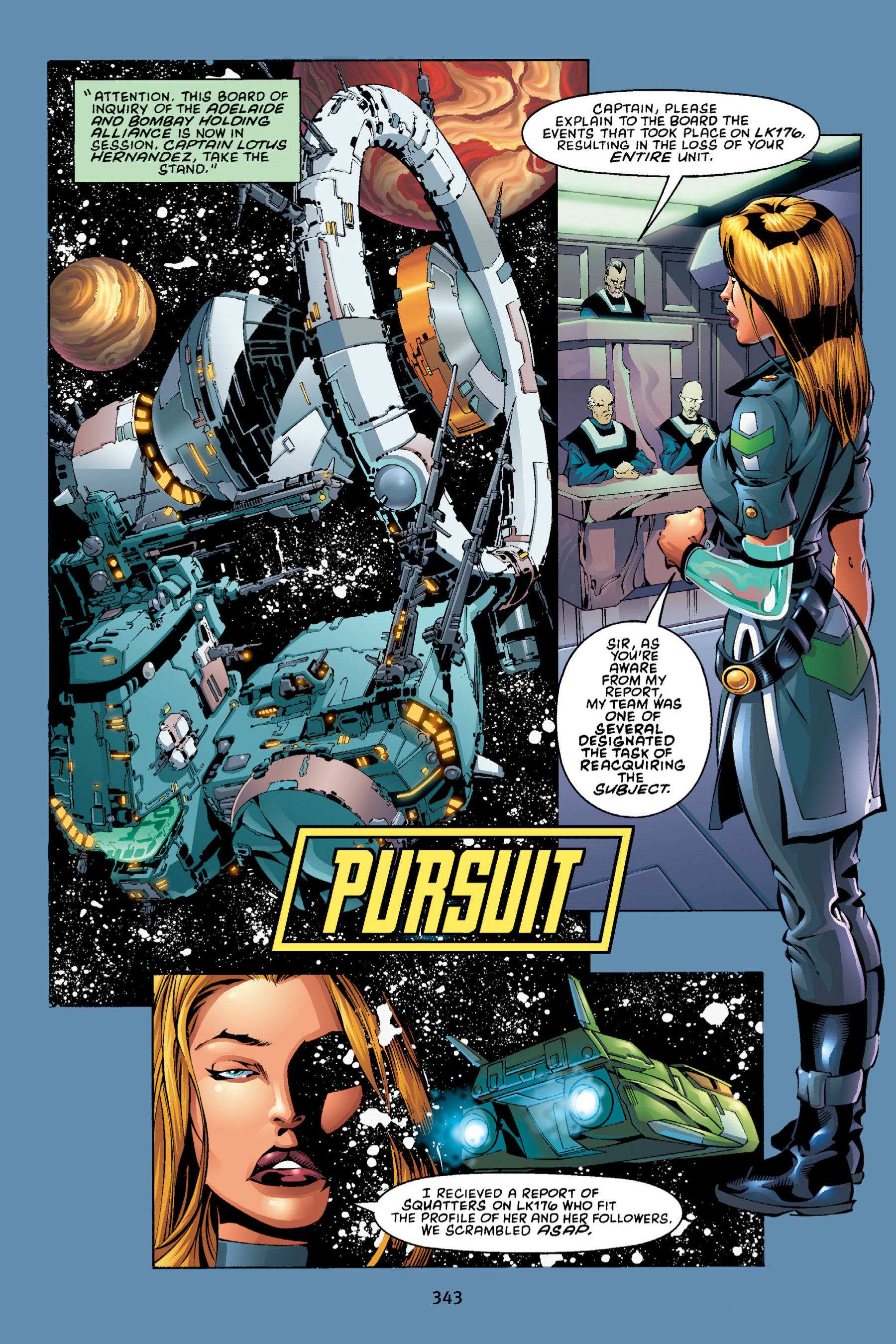 Read online Aliens vs. Predator Omnibus comic -  Issue # _TPB 2 Part 4 - 8