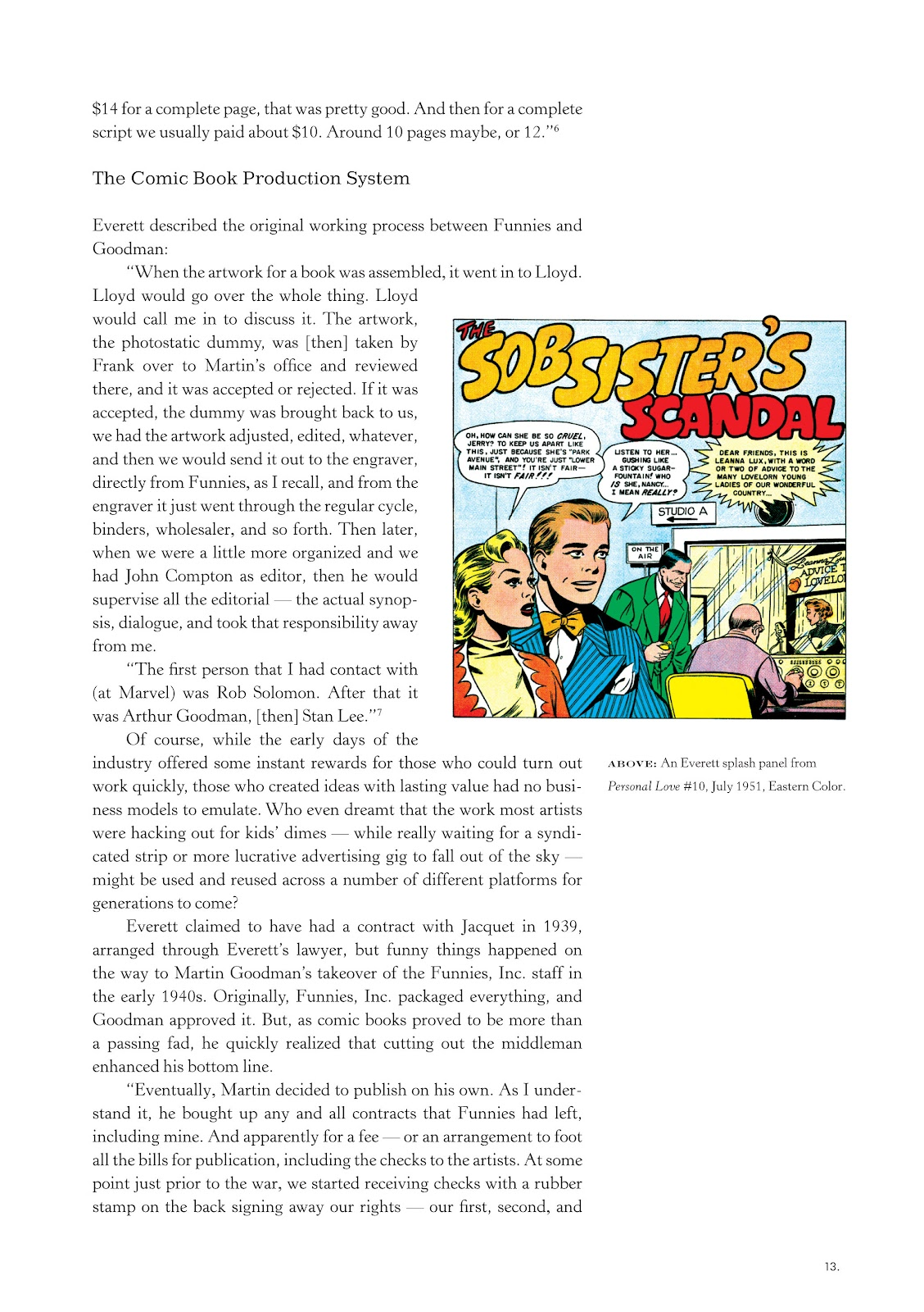 Read online The Bill Everett Archives comic -  Issue # TPB 2 (Part 1) - 14
