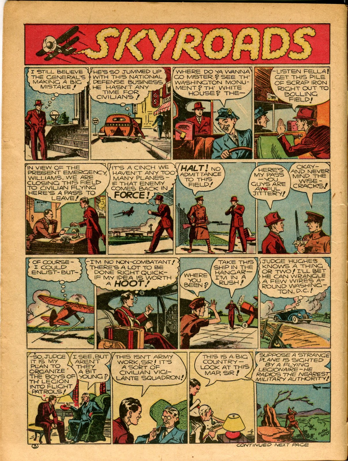 Read online Famous Funnies comic -  Issue #77 - 13