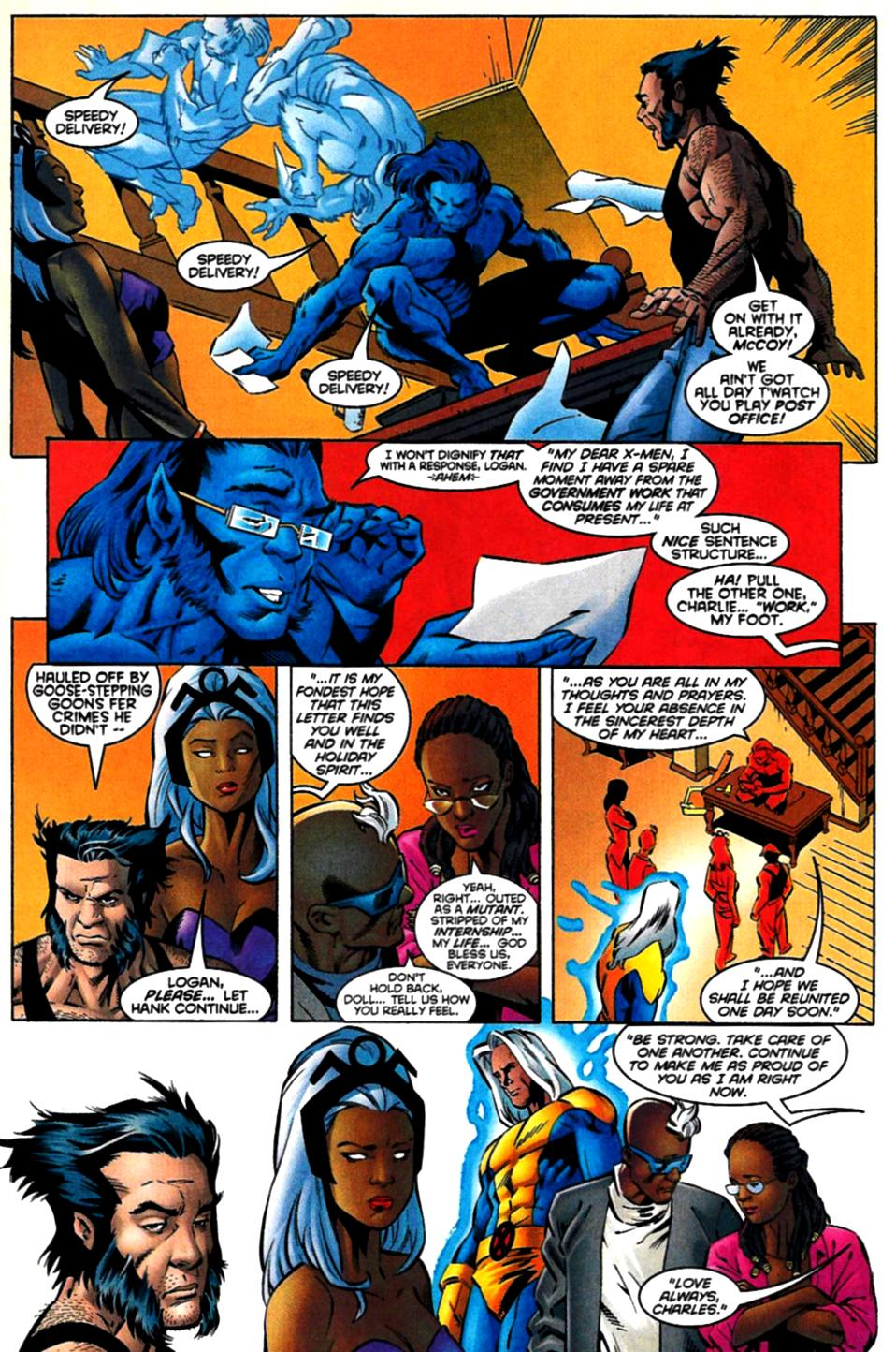 X-Men (1991) 73 Page 3