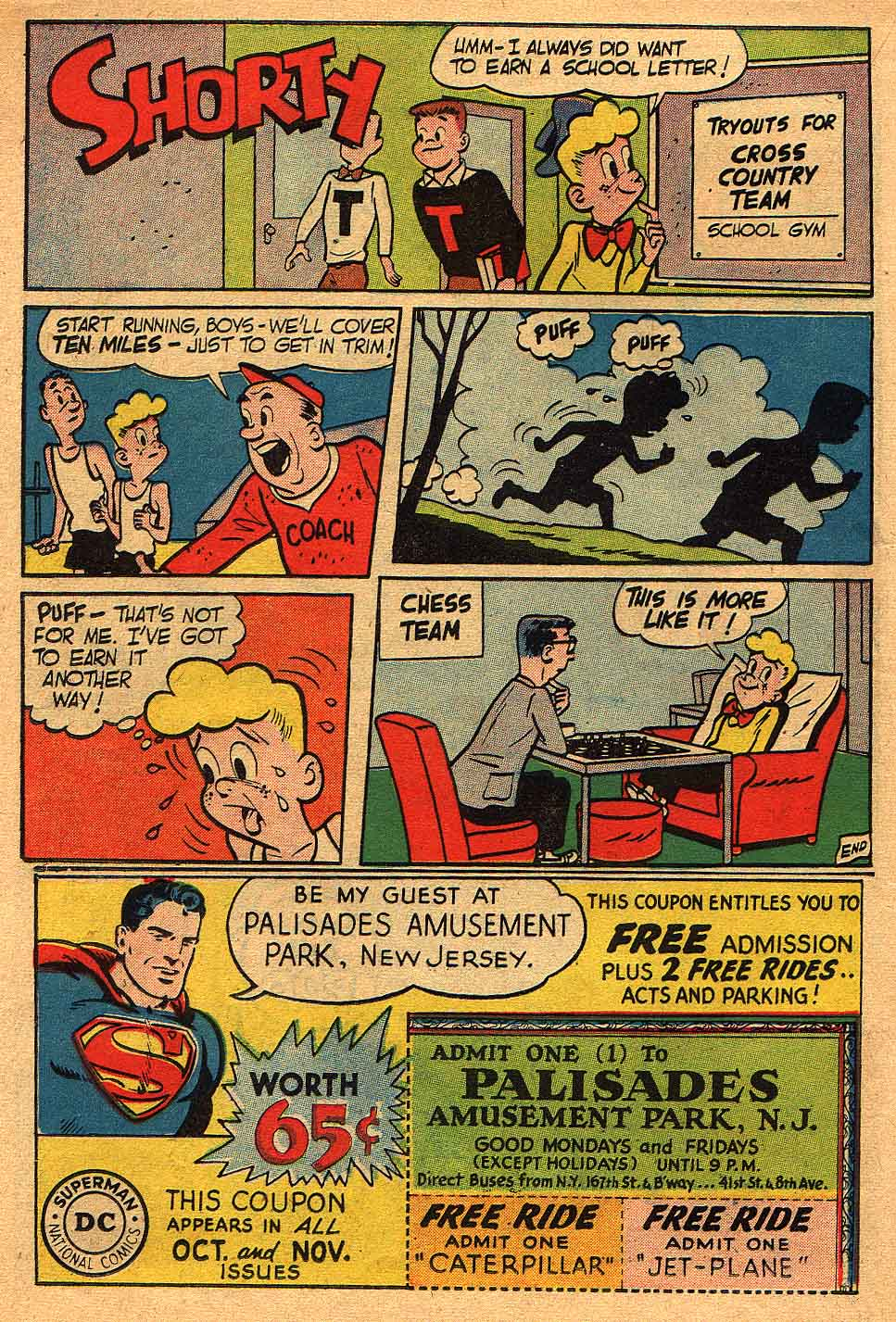Superboy (1949) issue 68 - Page 20