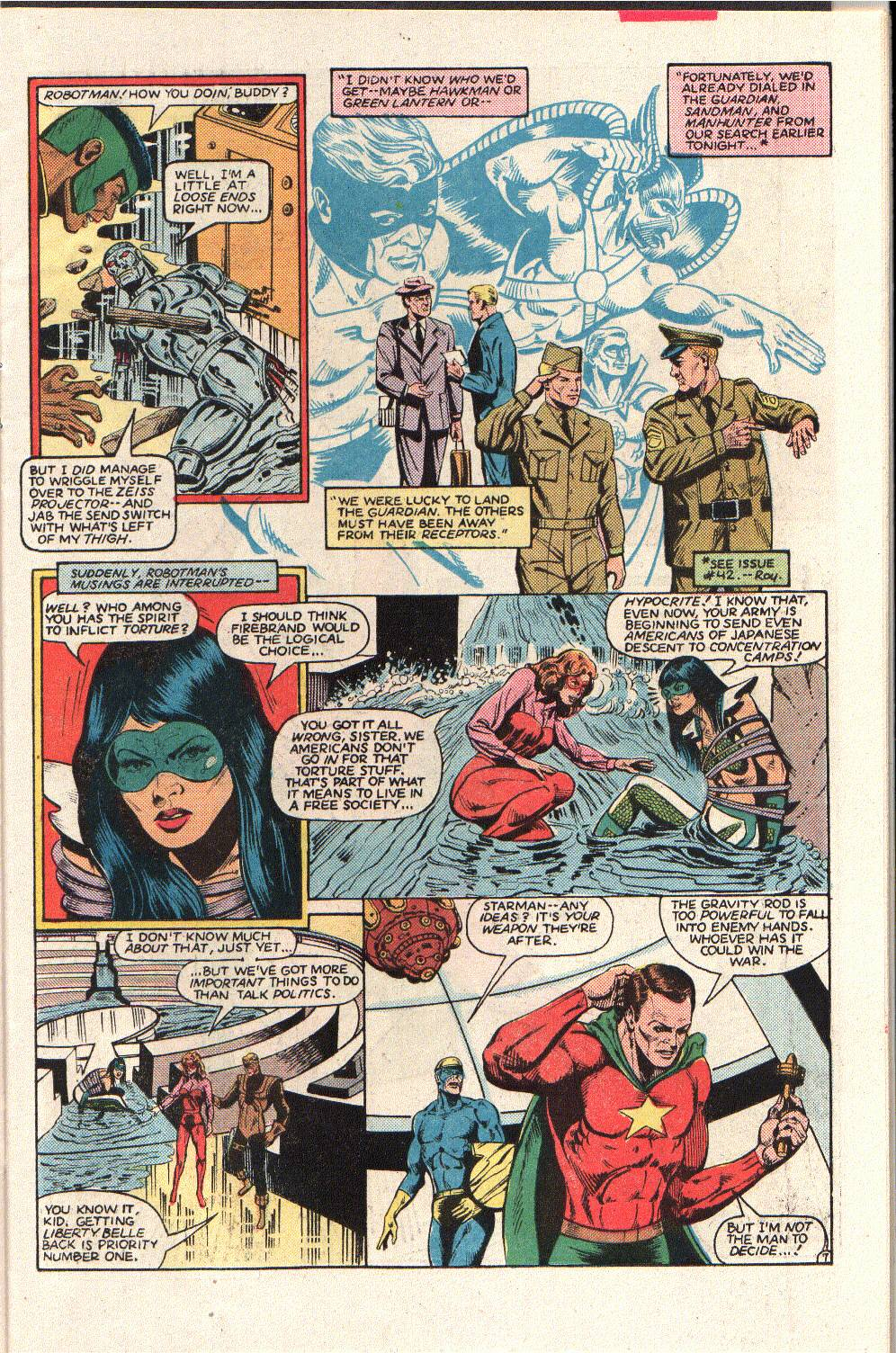 Read online All-Star Squadron comic -  Issue #43 - 11