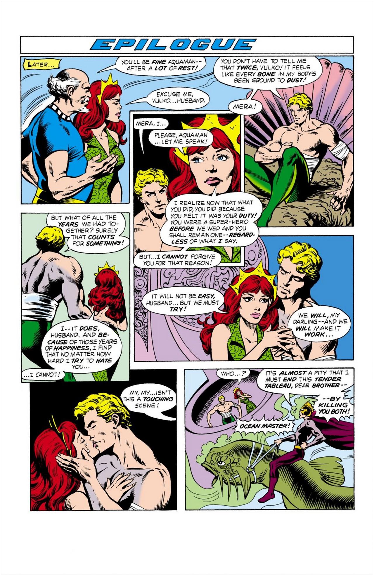 Read online Aquaman (1962) comic -  Issue #62 - 18