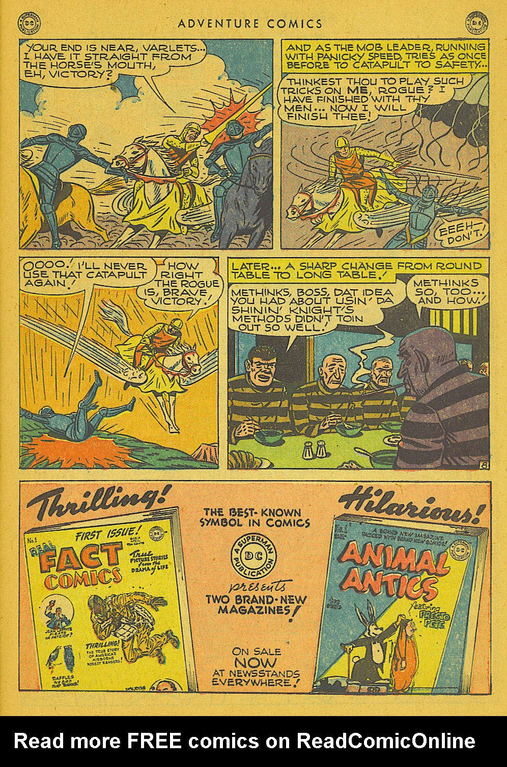 Read online Adventure Comics (1938) comic -  Issue #102 - 26