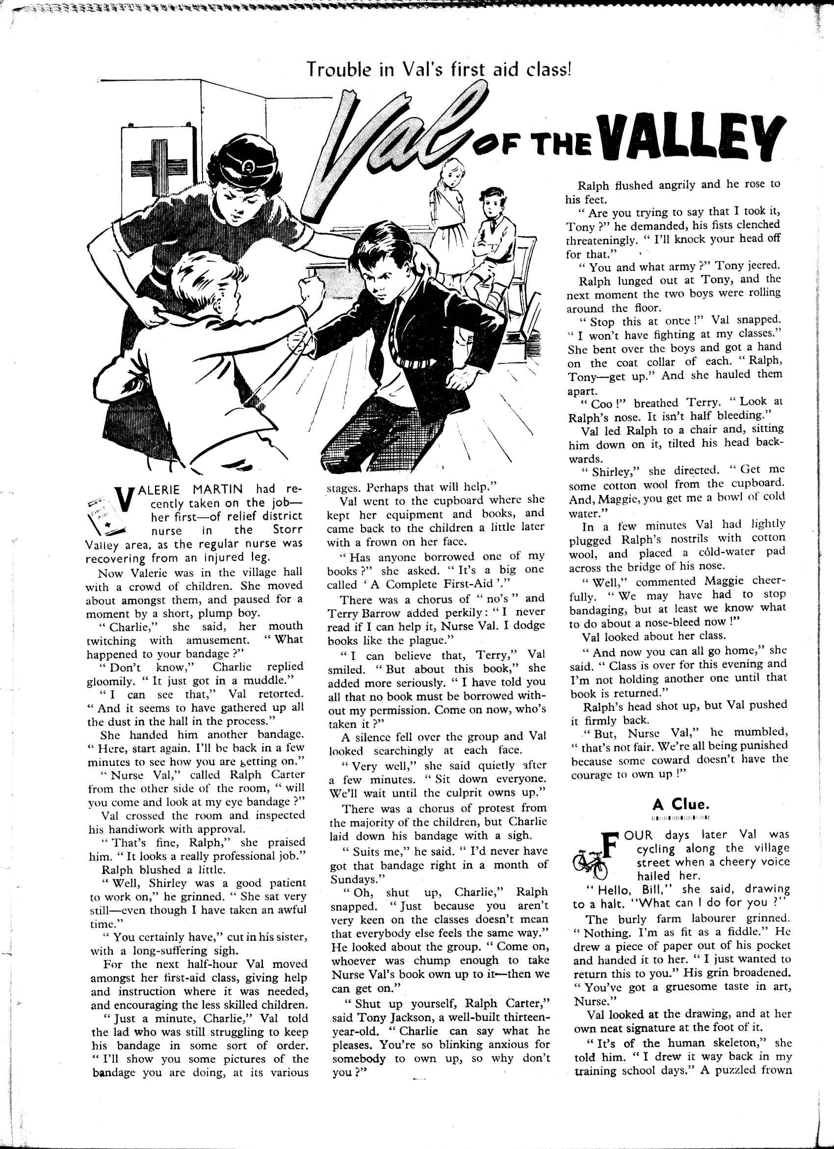 Read online Judy comic -  Issue #47 - 18
