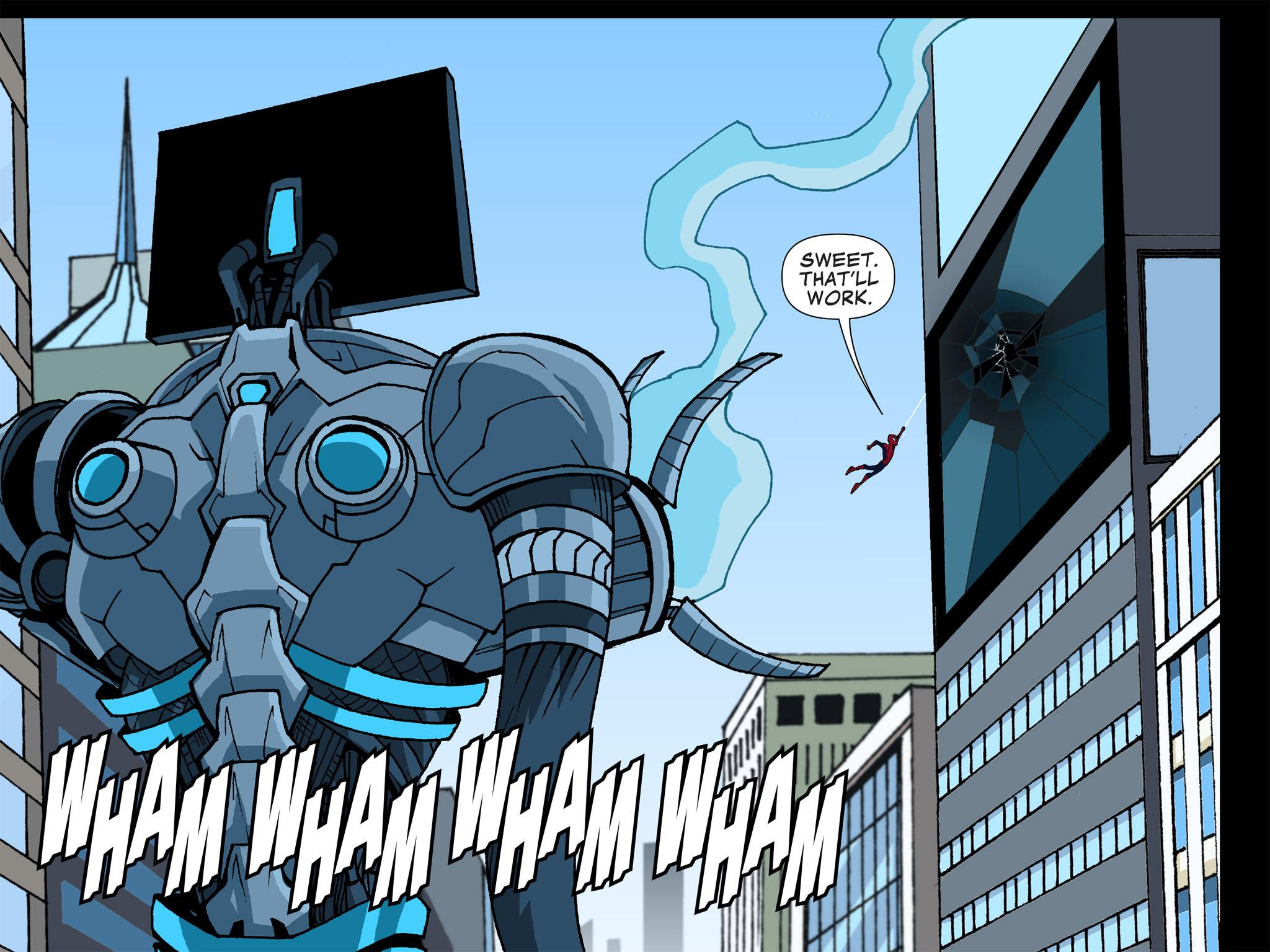 Read online Ultimate Spider-Man (Infinite Comics) (2015) comic -  Issue #6 - 27