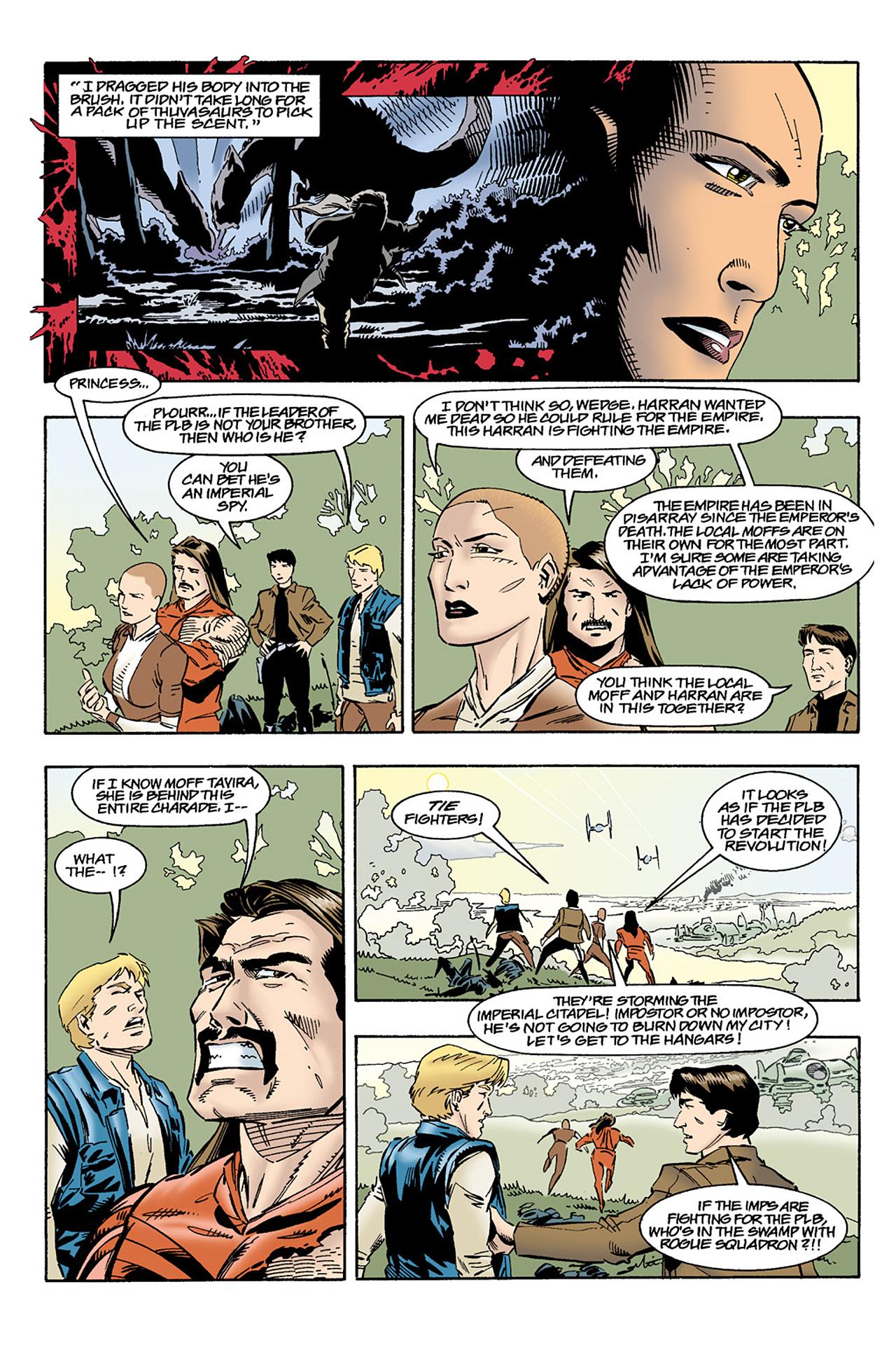 Read online Star Wars Omnibus comic -  Issue # Vol. 2 - 191