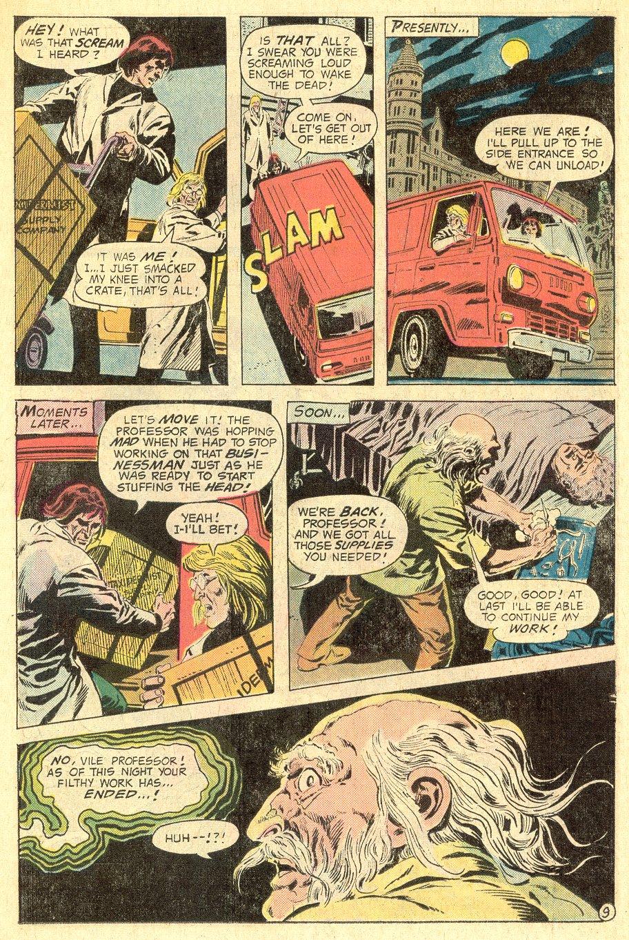 Read online Adventure Comics (1938) comic -  Issue #438 - 10