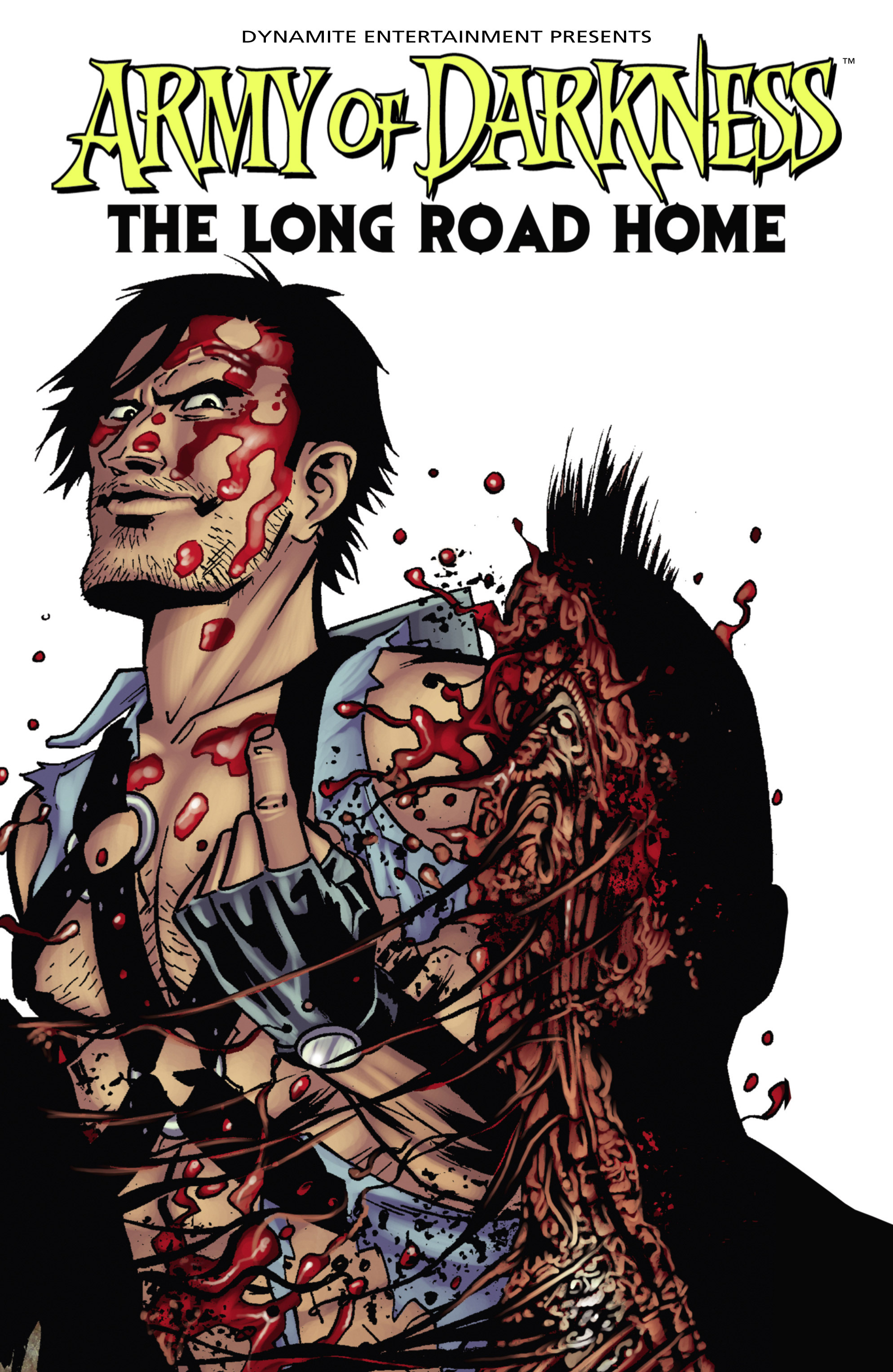 Read online Army of Darkness: The Long Road Home comic -  Issue #Army of Darkness: The Long Road Home TPB - 3