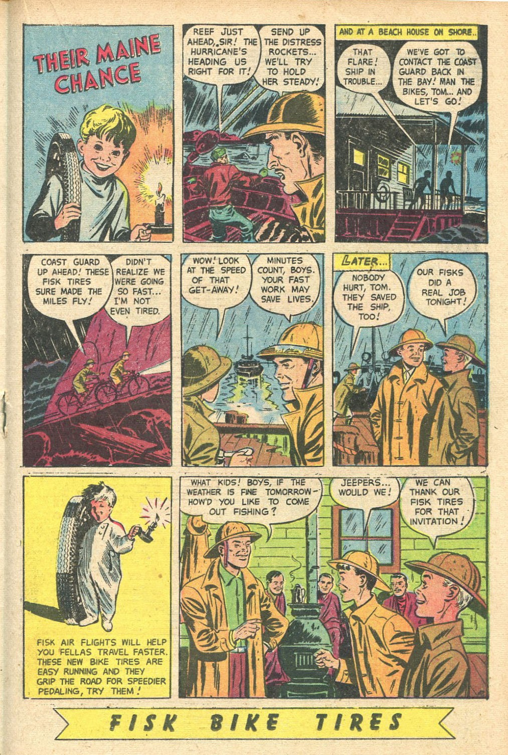 Read online Famous Funnies comic -  Issue #155 - 27