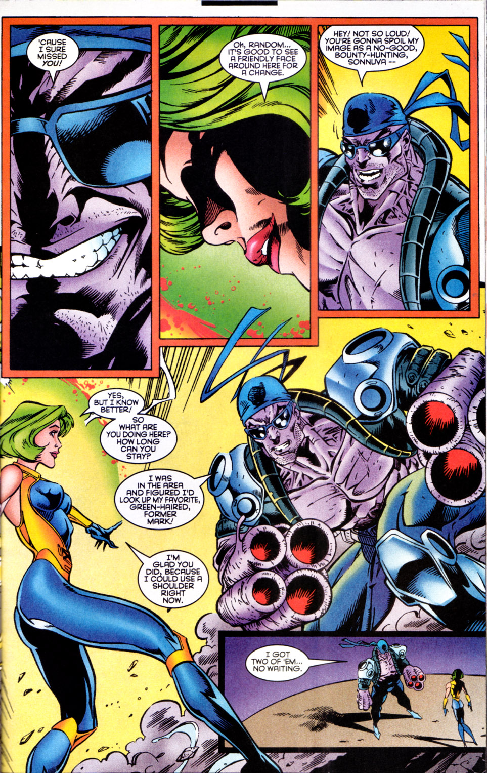 Read online X-Factor (1986) comic -  Issue #124 - 18