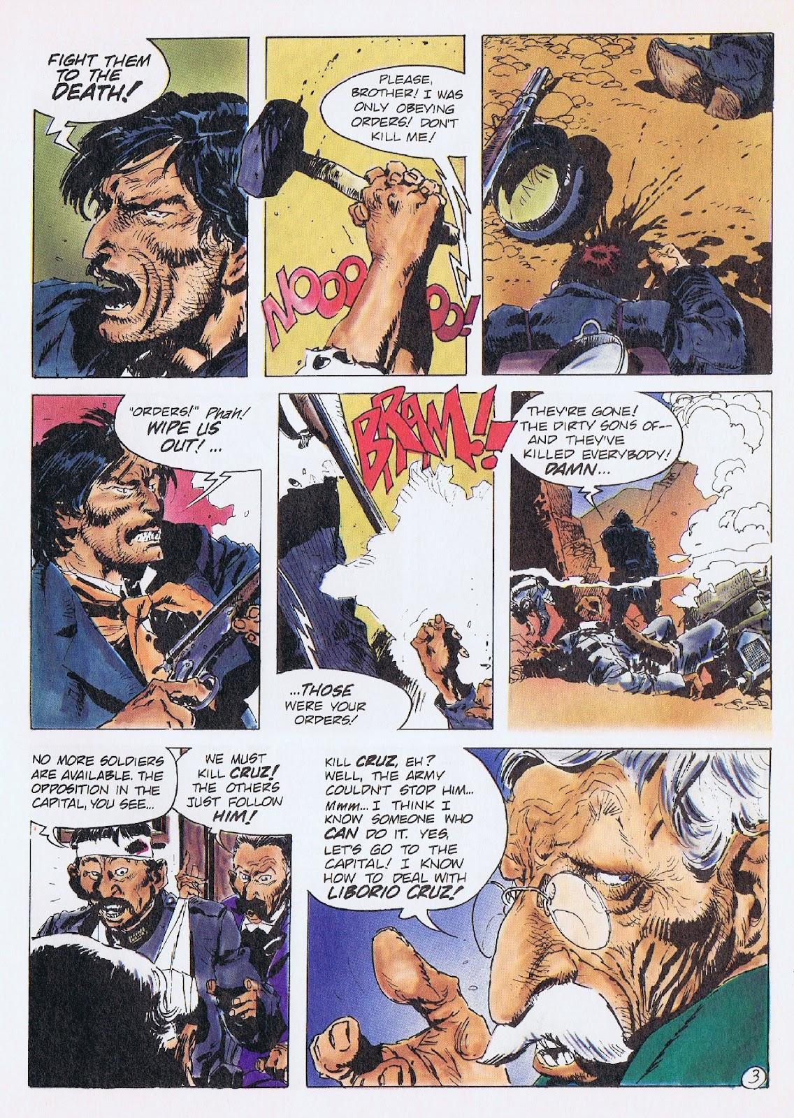Read online Merchants of Death comic -  Issue #3 - 22