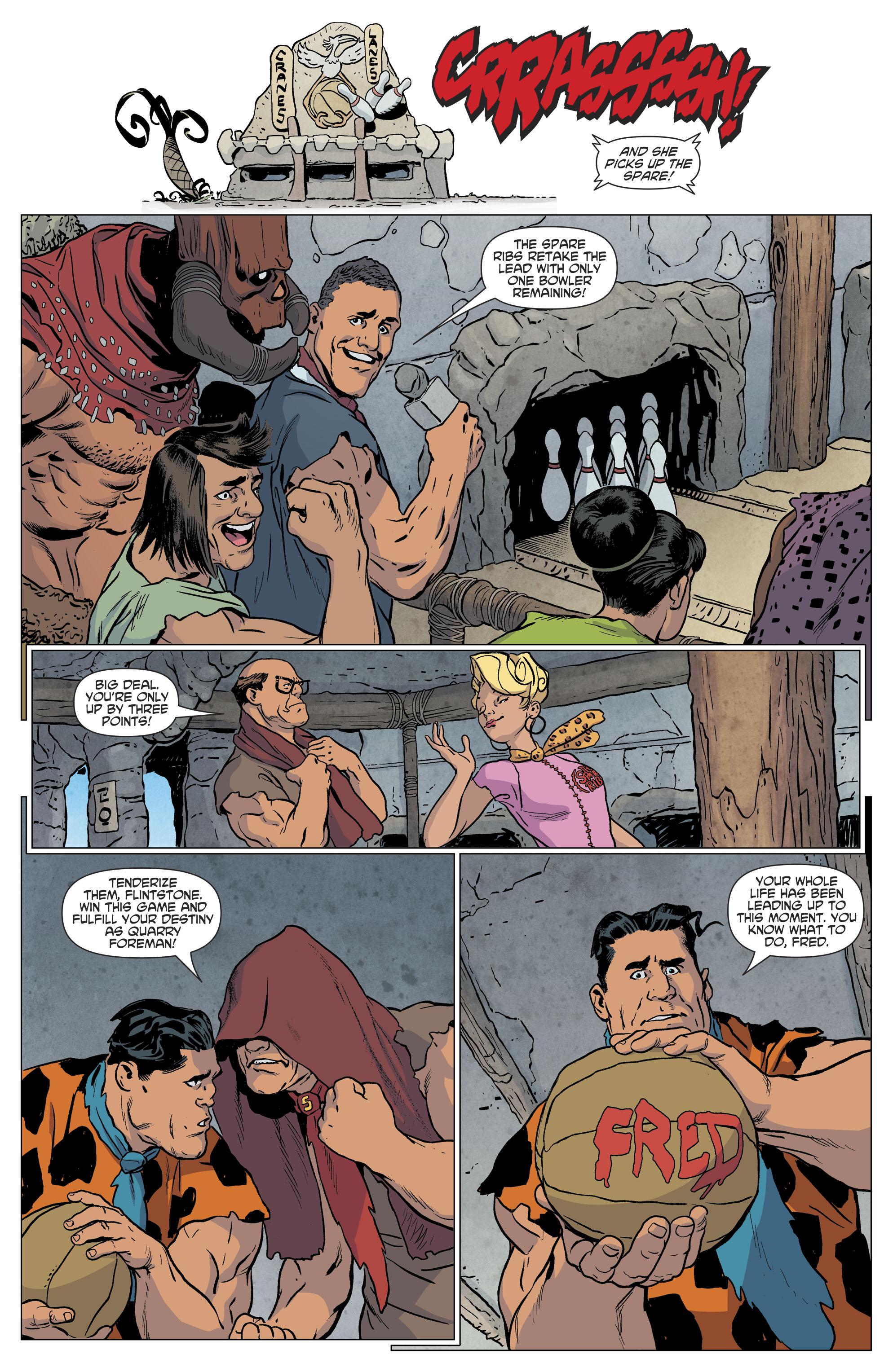Read online The Flintstones comic -  Issue #12 - 15