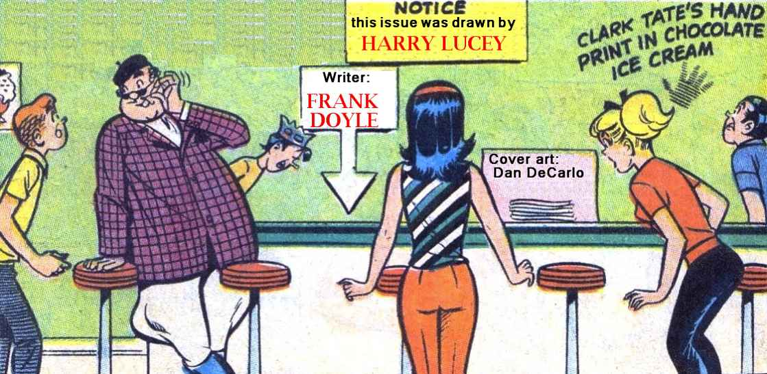 Read online Archie (1960) comic -  Issue #185 - 37