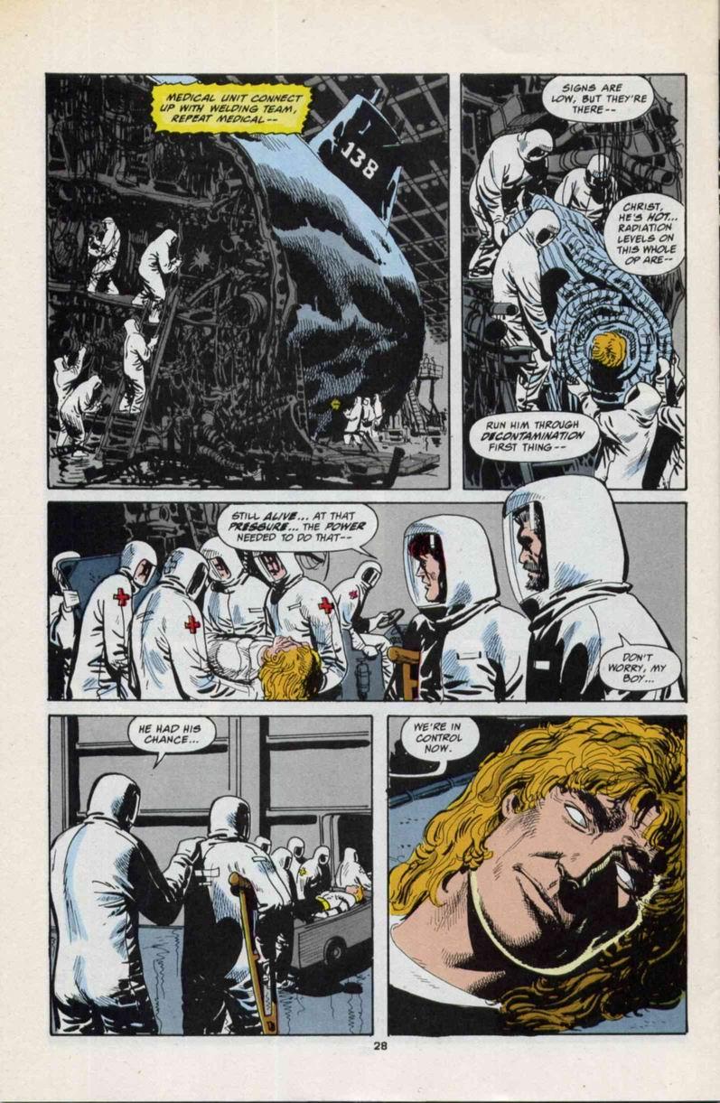 Read online Doctor Zero comic -  Issue #6 - 30