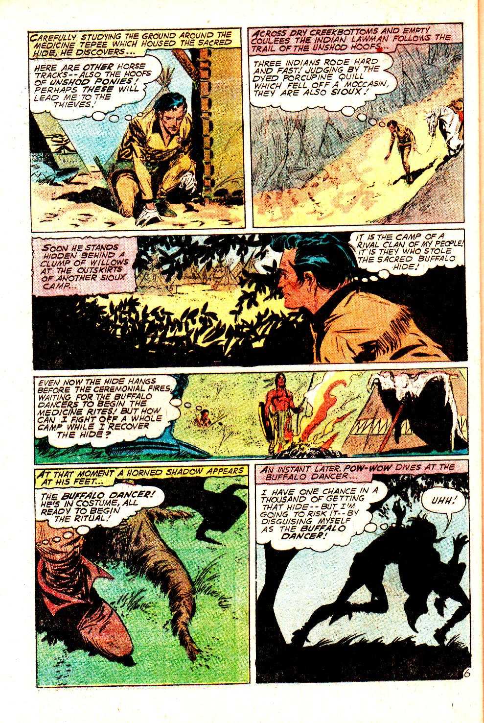 Read online All-Star Western (1970) comic -  Issue #11 - 34