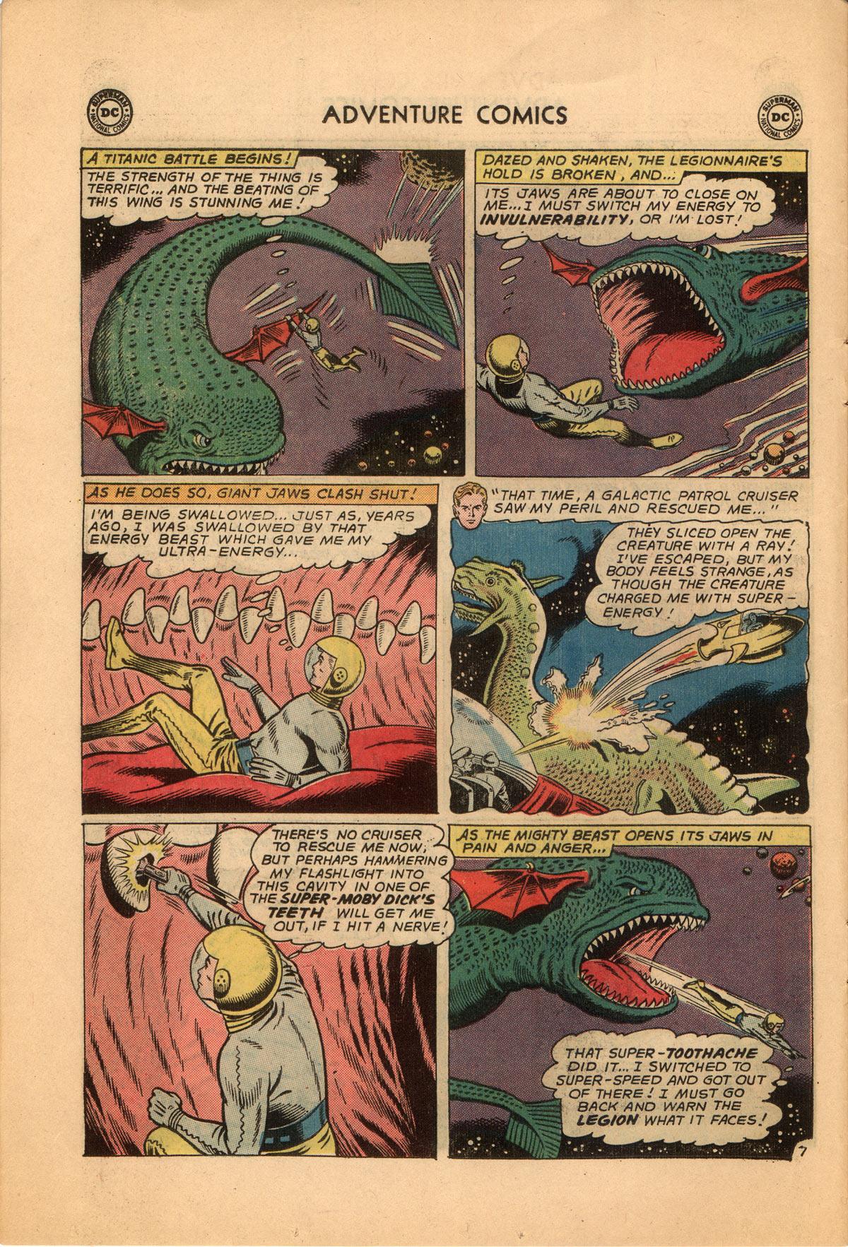 Read online Adventure Comics (1938) comic -  Issue #332 - 10