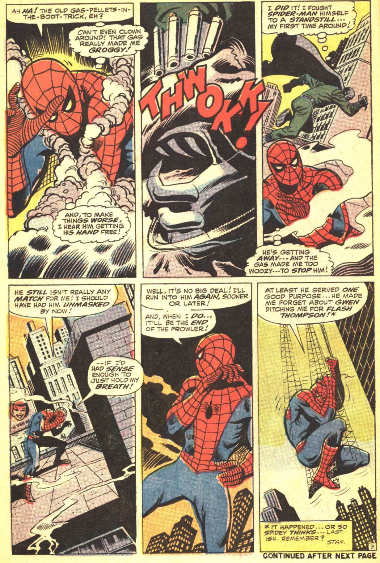 The Amazing Spider-Man (1963) 79 Page 9