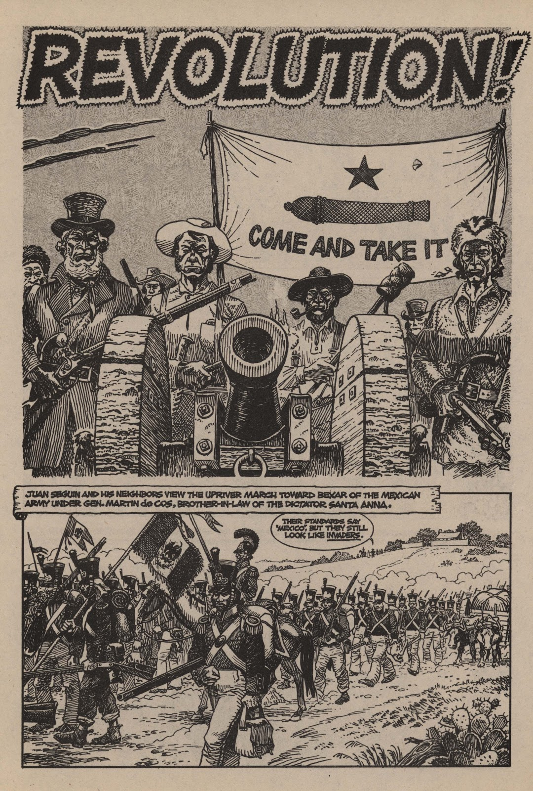 Recuerden el Alamo issue Full - Page 29