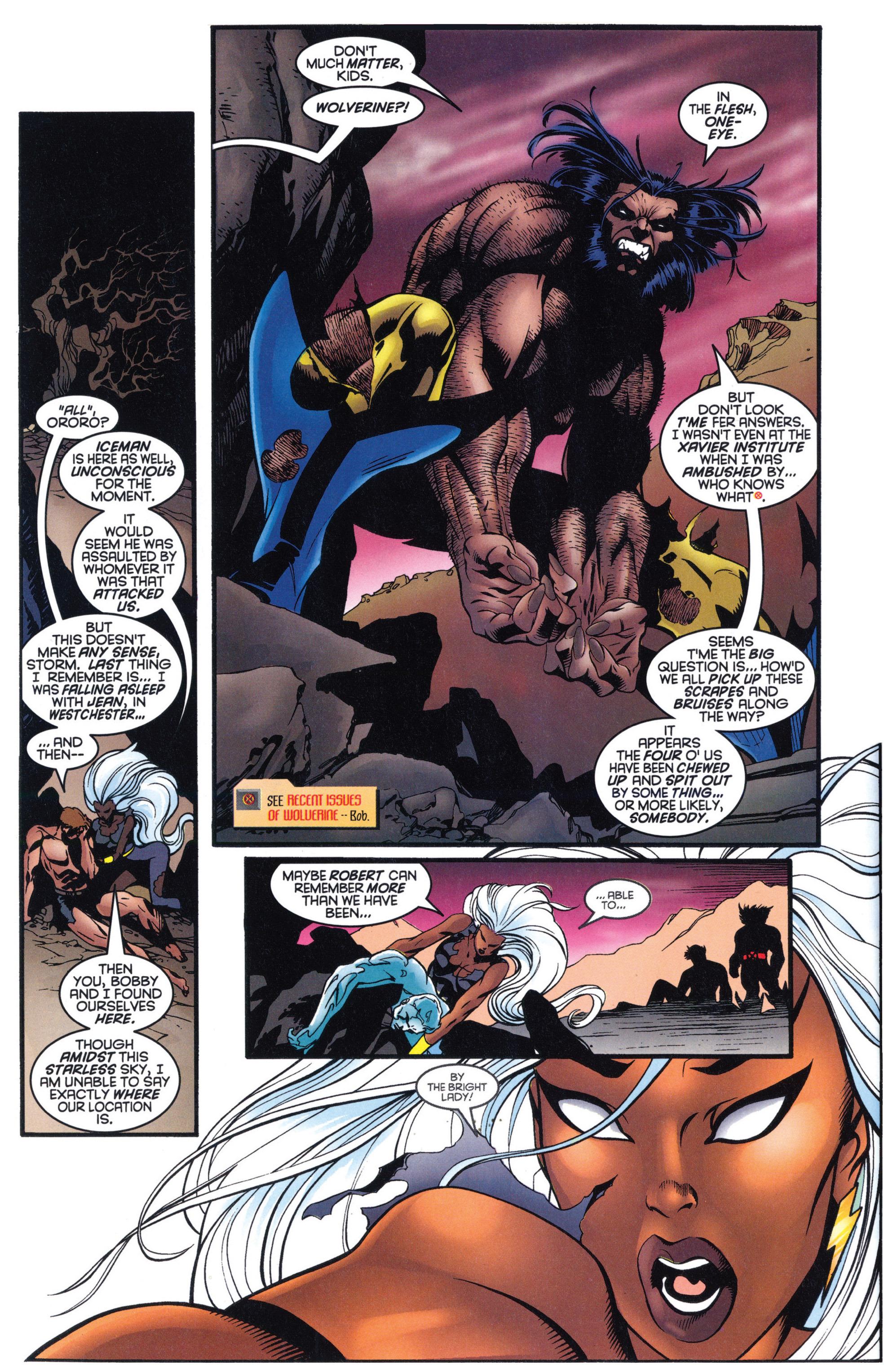 X-Men (1991) 50 Page 5