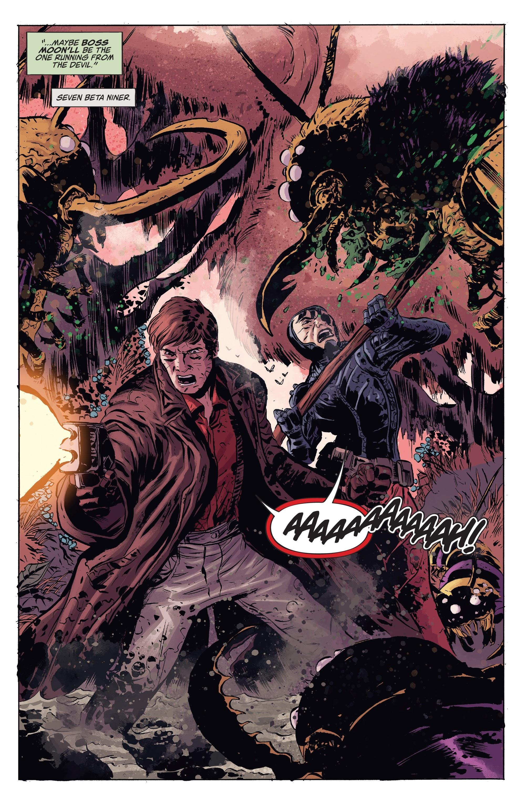 Read online Firefly comic -  Issue #7 - 13