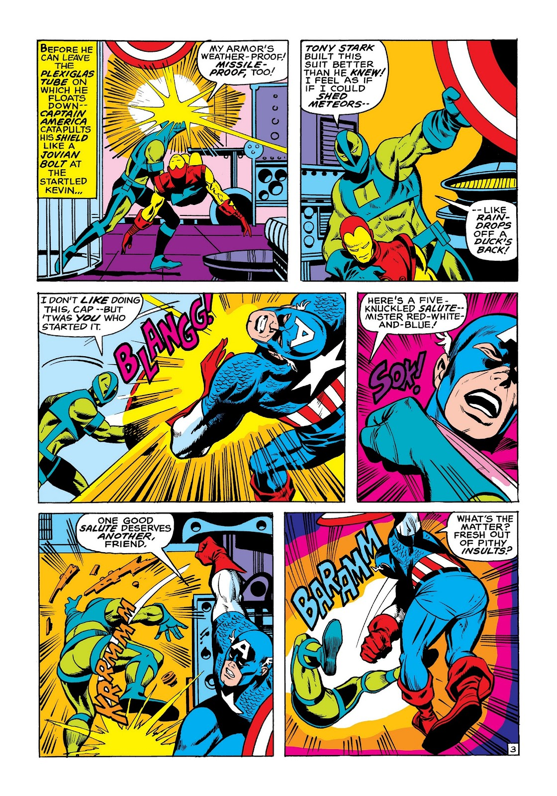 Read online Marvel Masterworks: The Invincible Iron Man comic -  Issue # TPB 8 (Part 2) - 11