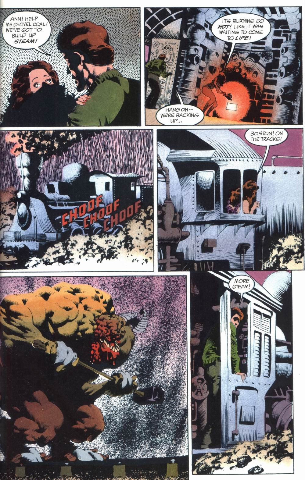 Read online Deadman: Love After Death comic -  Issue #2 - 43