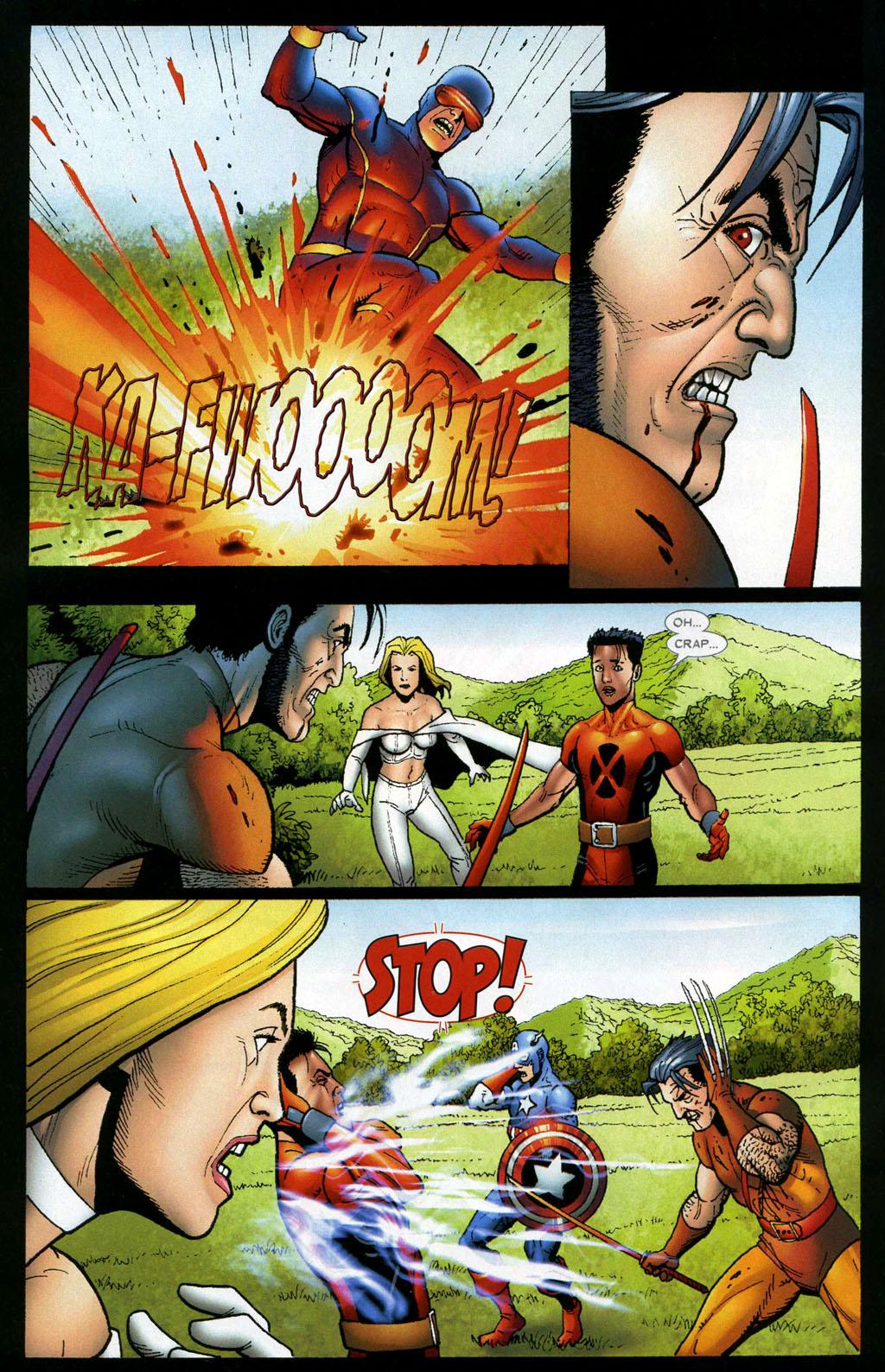 Read online Wolverine: Origins comic -  Issue #5 - 7