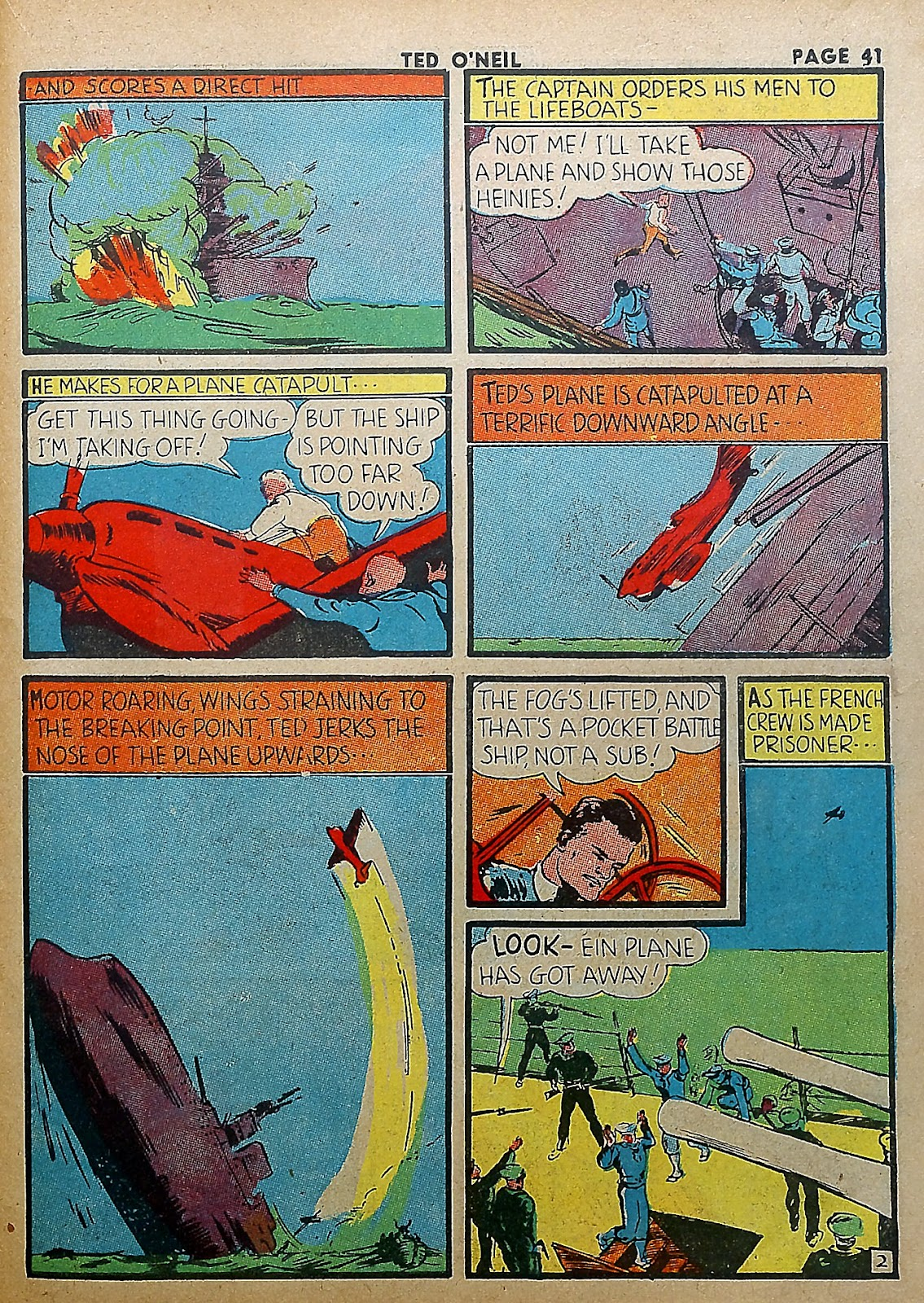 Prize Comics issue 5 - Page 42