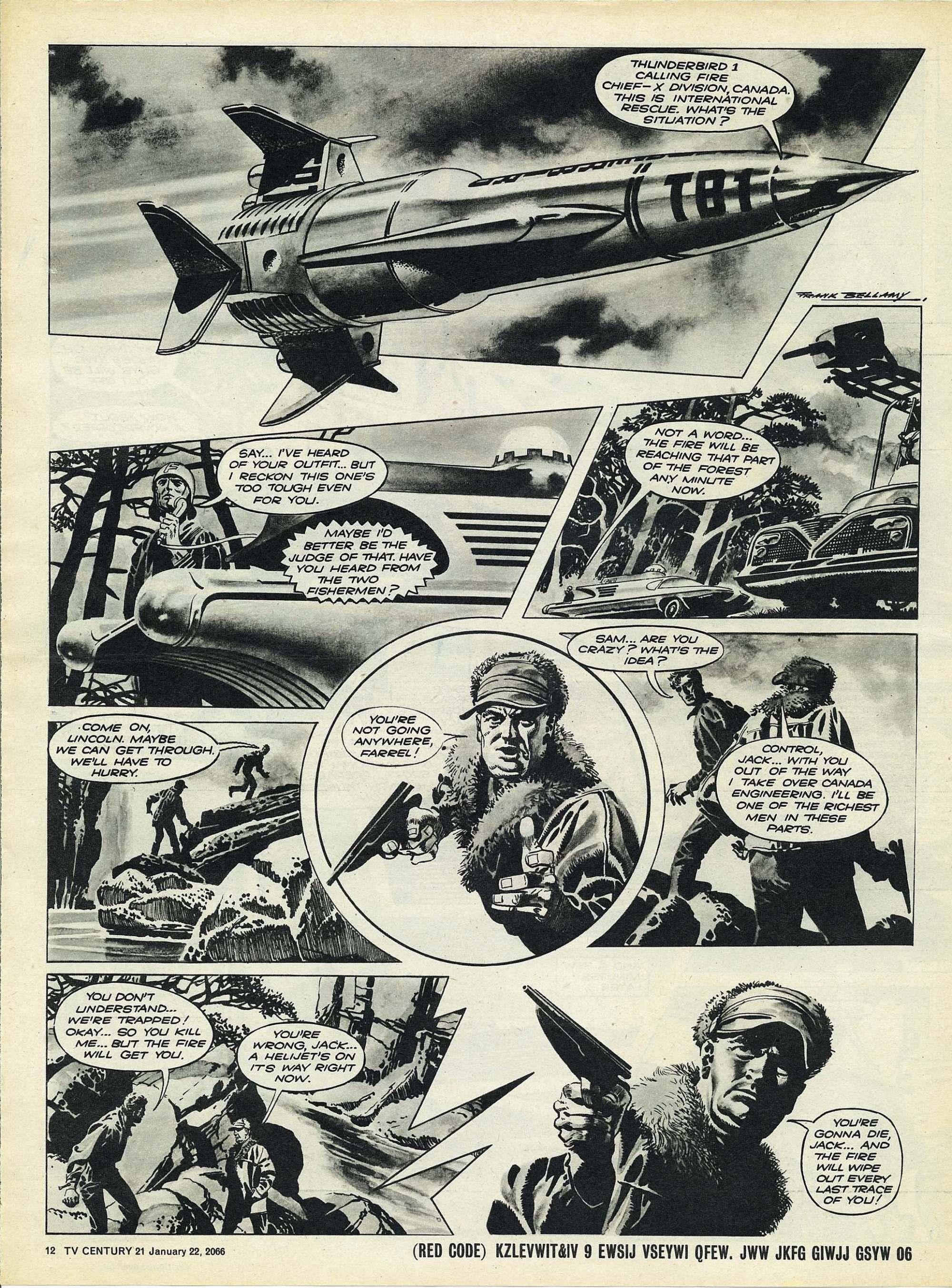 Read online TV Century 21 (TV 21) comic -  Issue #53 - 11